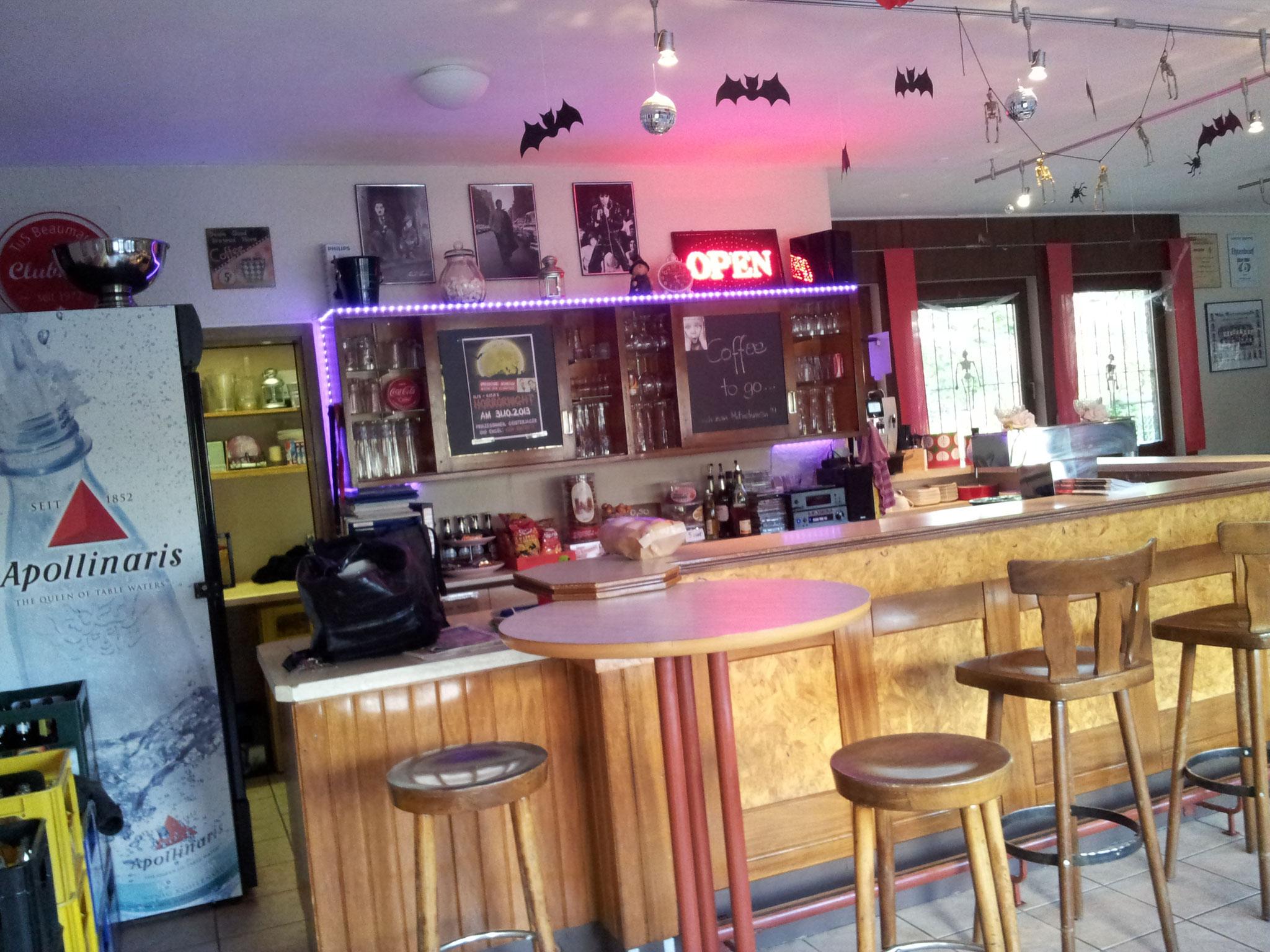 unser Clubhaus - seit über  50 Jahren
