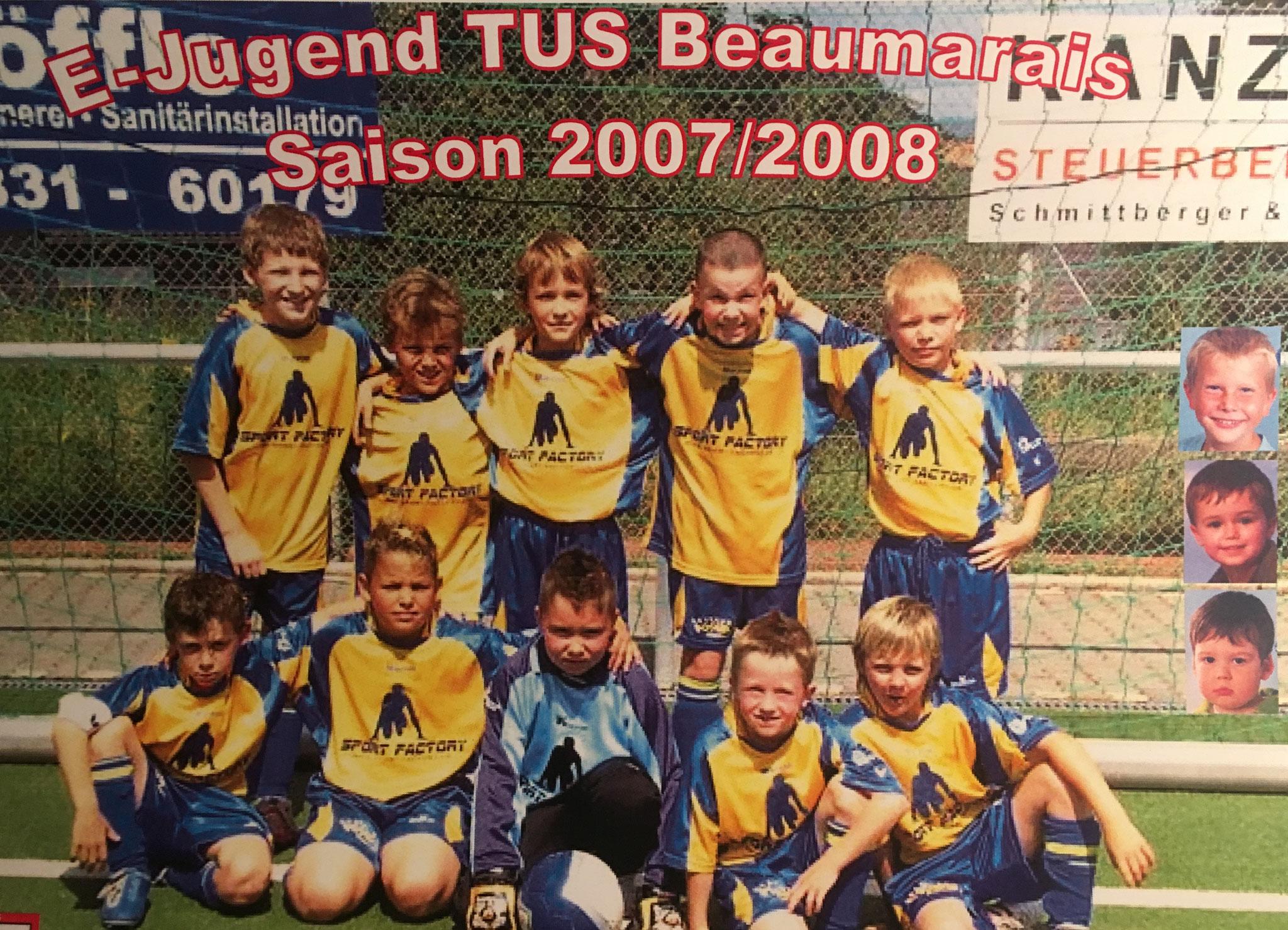 E-JUGEND 2007/08