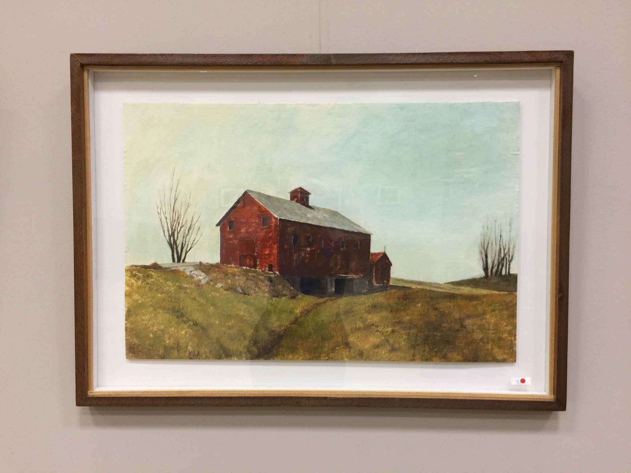 Guido Guazzoni, The Red Barn
