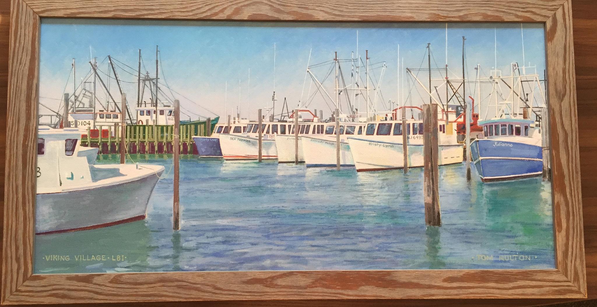 Tom Nulton, Sold