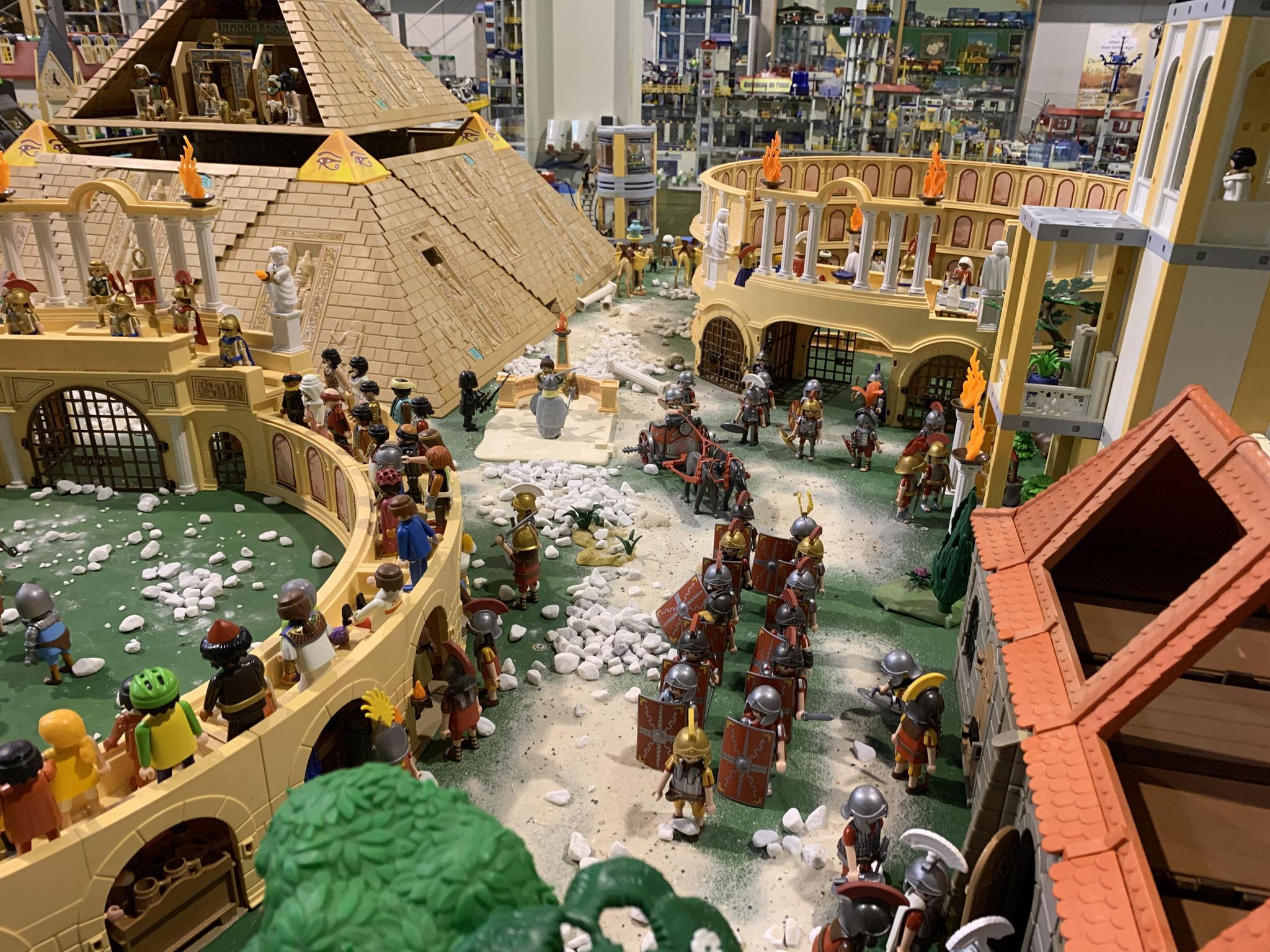 Hier leben die Römer