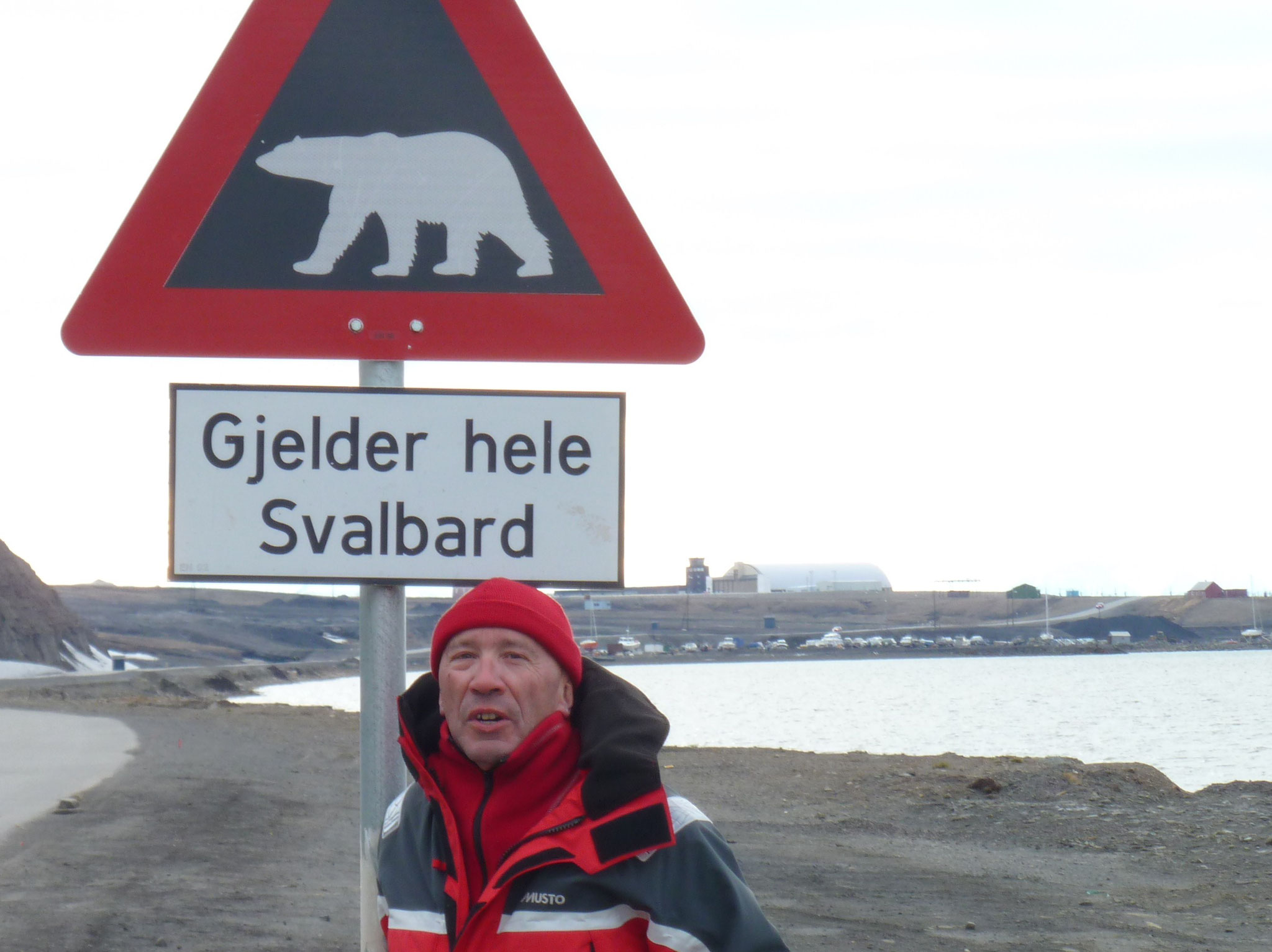 Retour à Longyearbyen