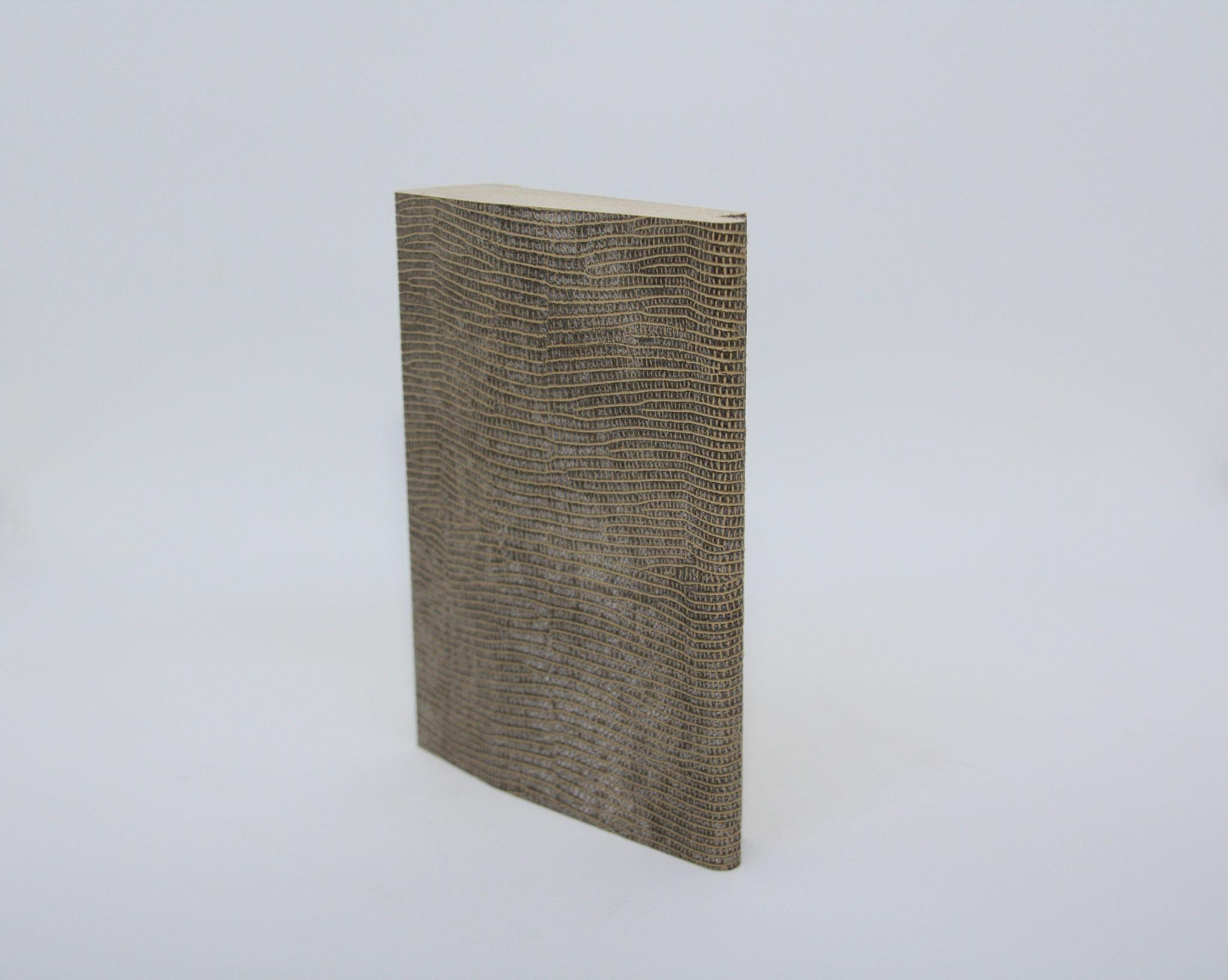 Rahmenprofil - Einsatz: Bilder & Spiegelrahmen, Träger: MDF, Oberfläche: Lederimitat