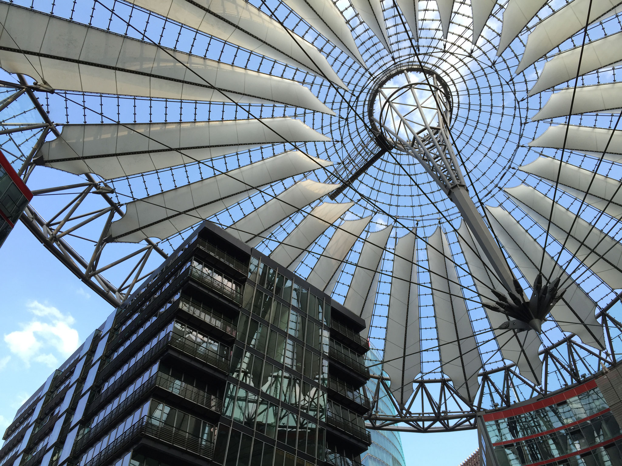 Sony Center III  .  Berlin Germany 2015