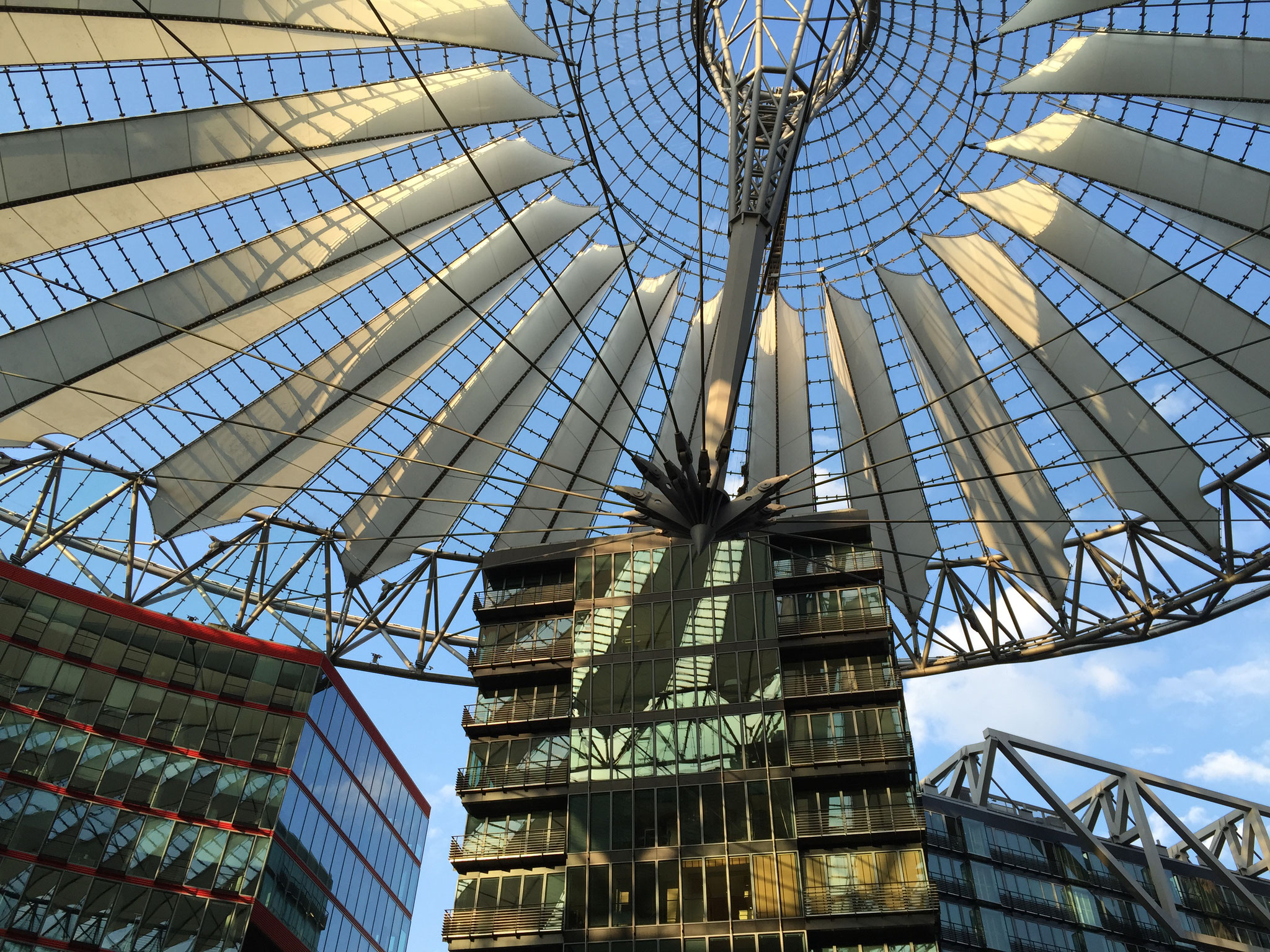Sony Center IX  .  Berlin Germany 2015