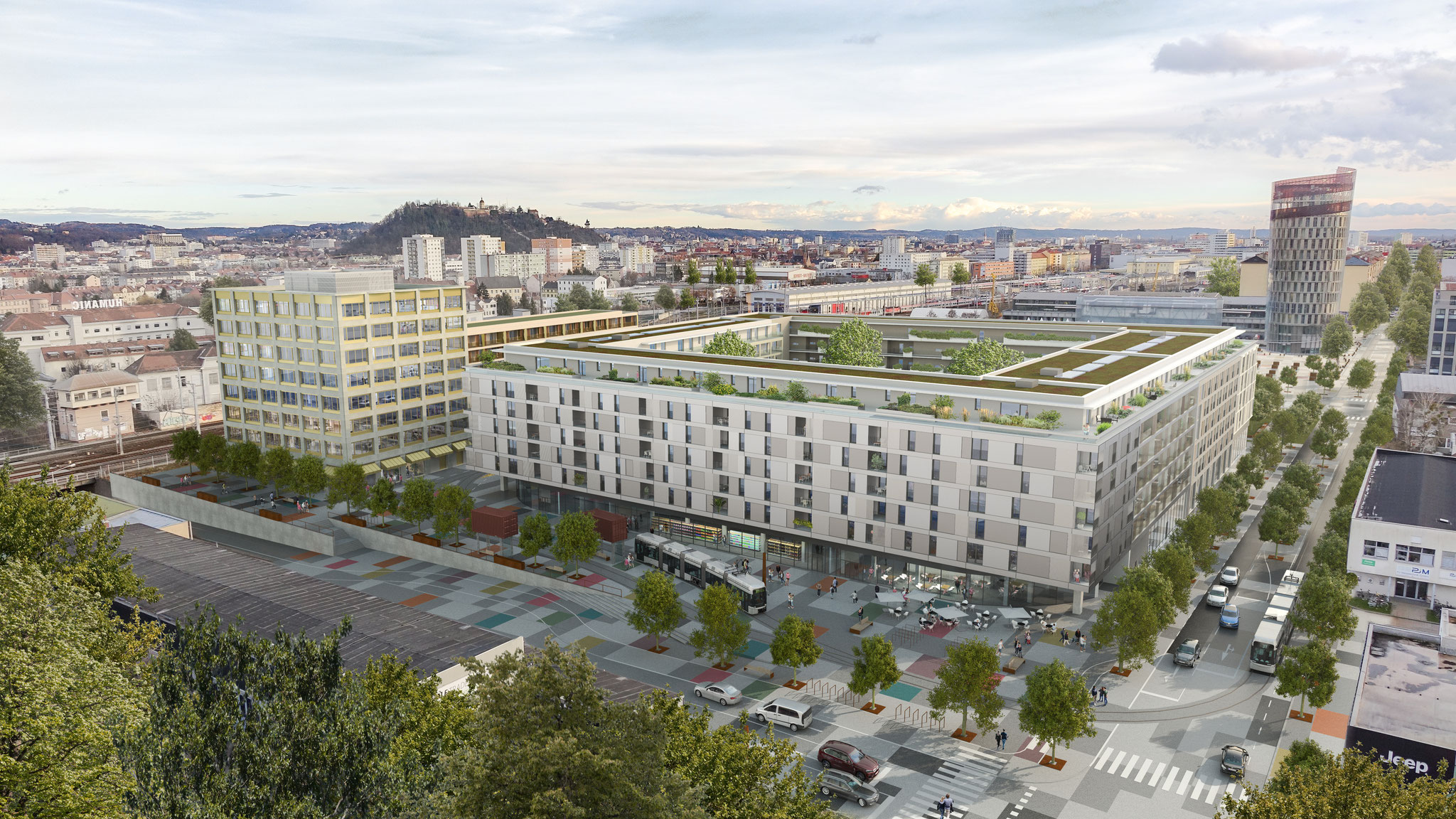 Smart City Graz, Picture: freeDIMENSIONS OG