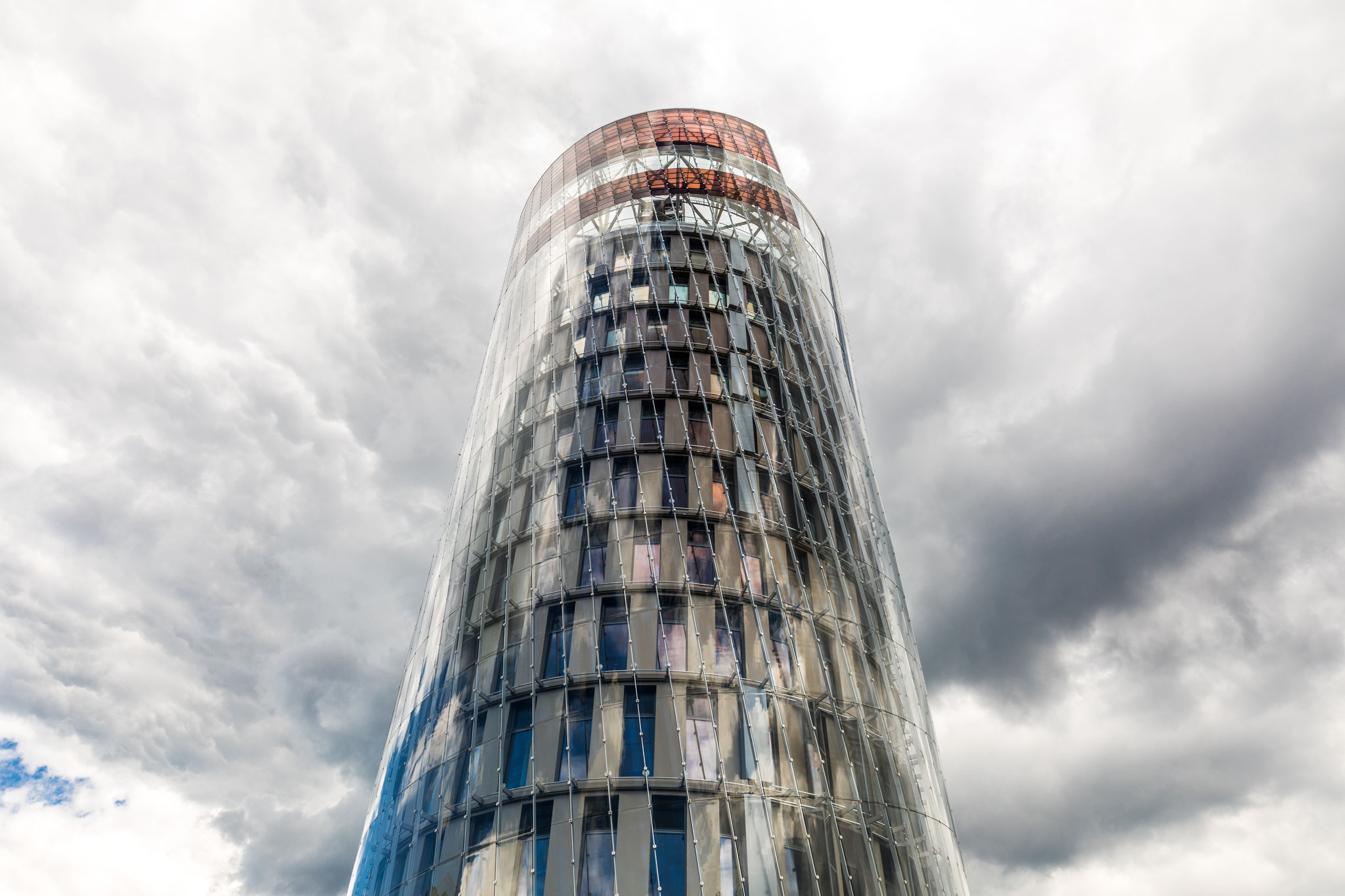 Science Tower Graz, Foto: Harry Schiffer Photodesign, Graz