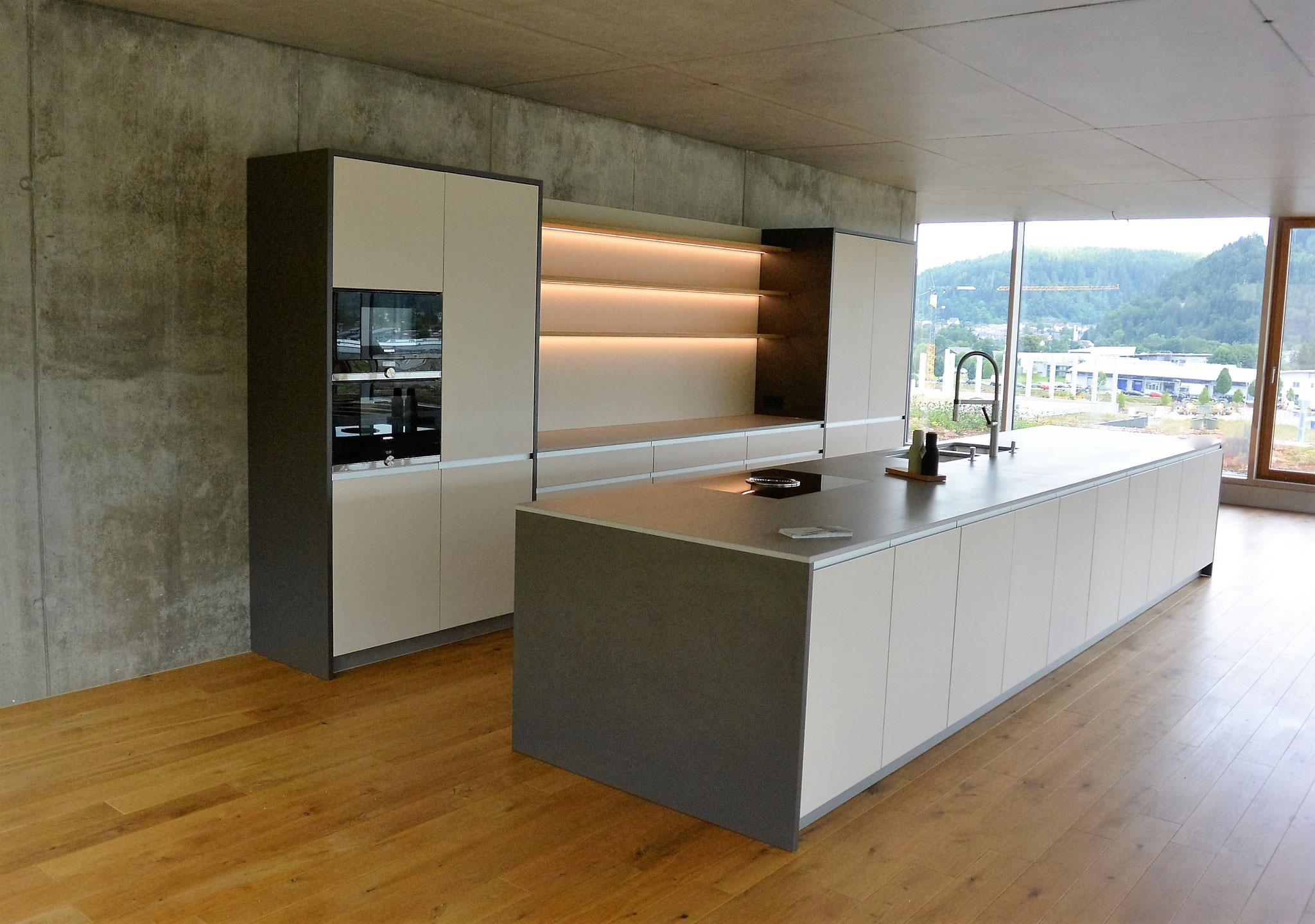 Küche vom Schreiner Holzdesign Ralf Rapp in Geisingen