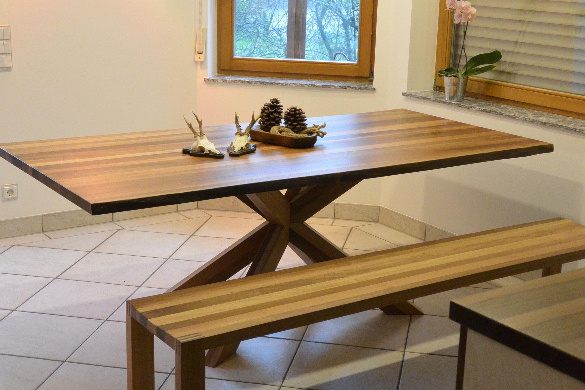 Esszimmer - Möbelbau nach Maß - Holzdesign Rapp Geisingen