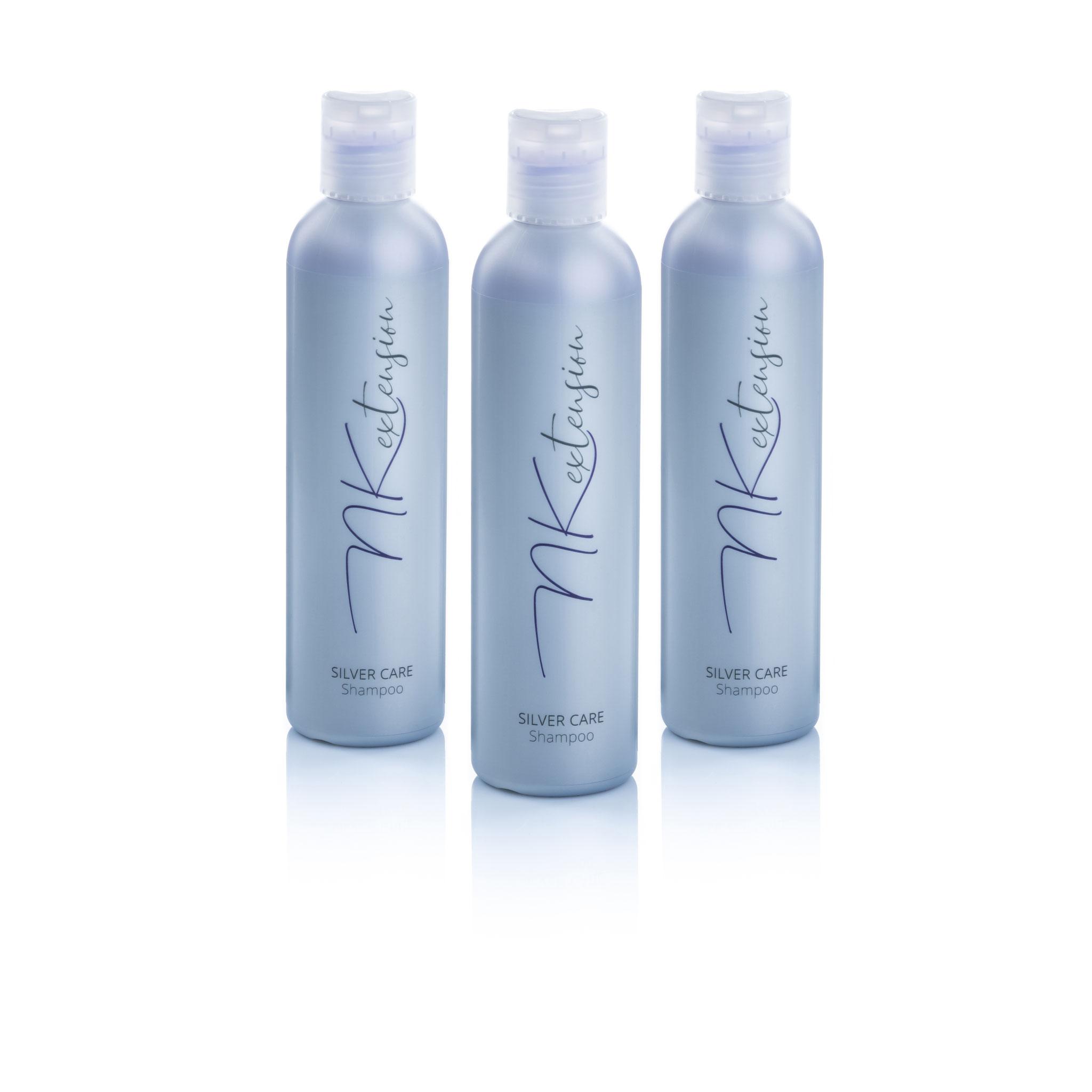 Silver Care Shampoo 3er Set
