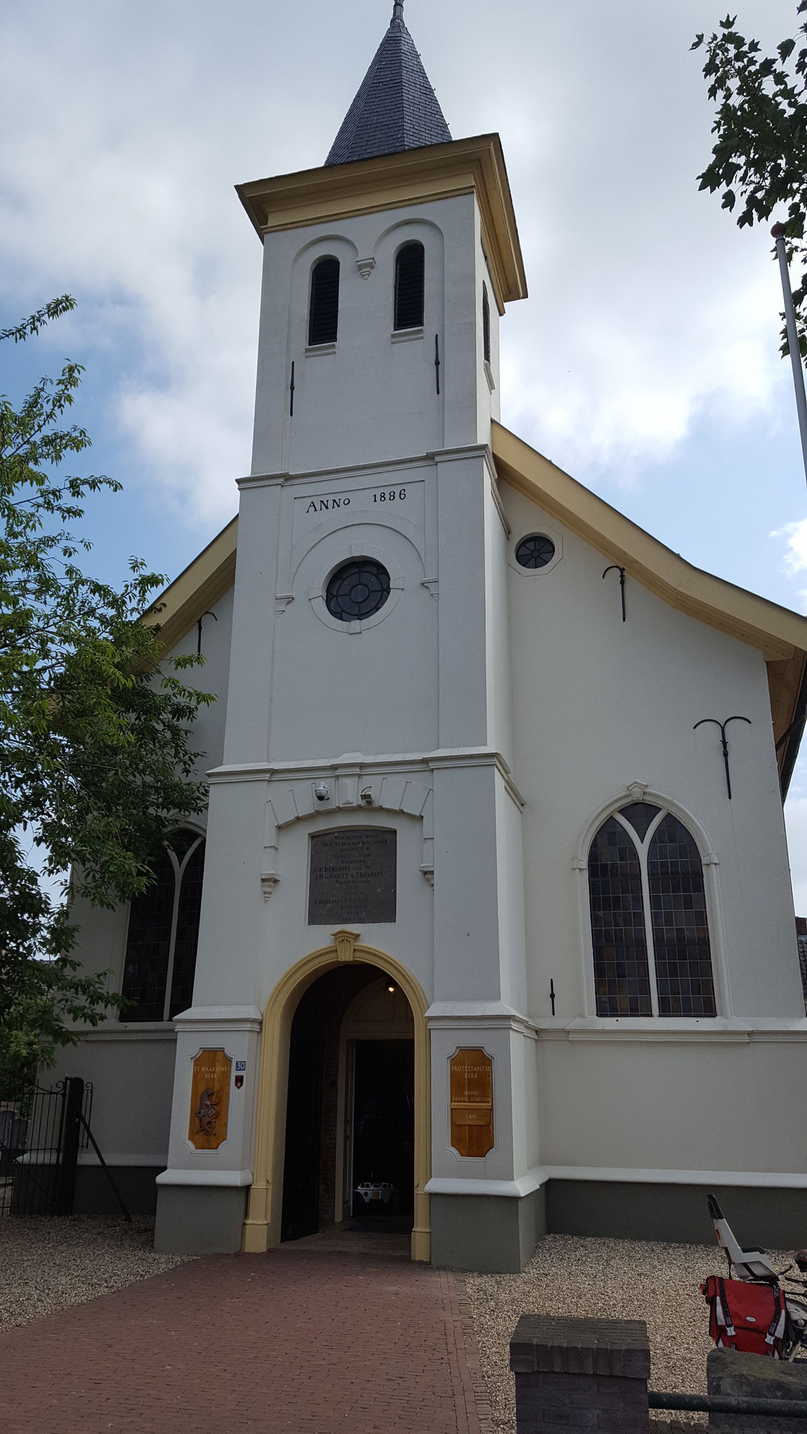 Protestantse begraafplaats Lent