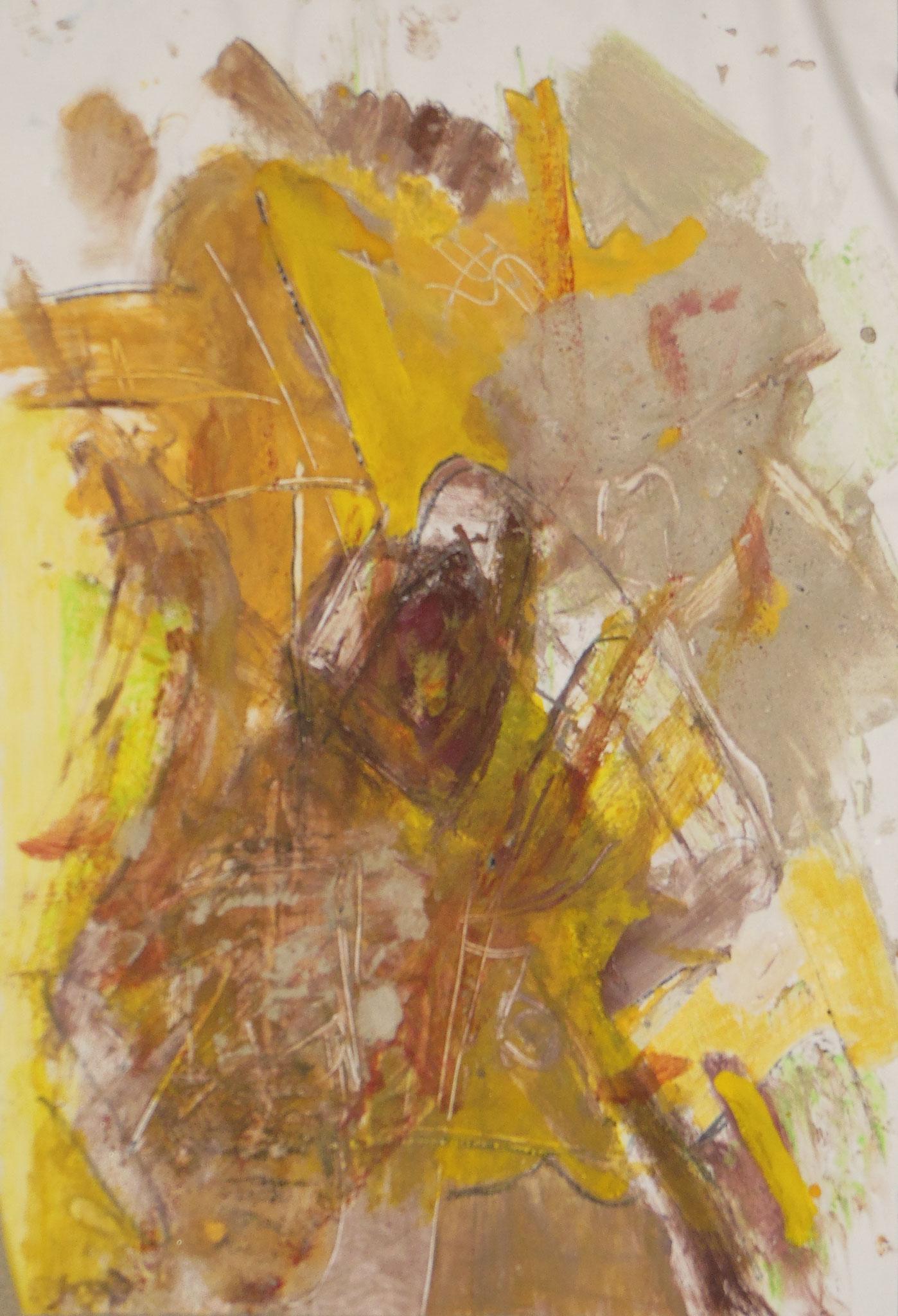 oT, 2005, 63x43cm, Papier