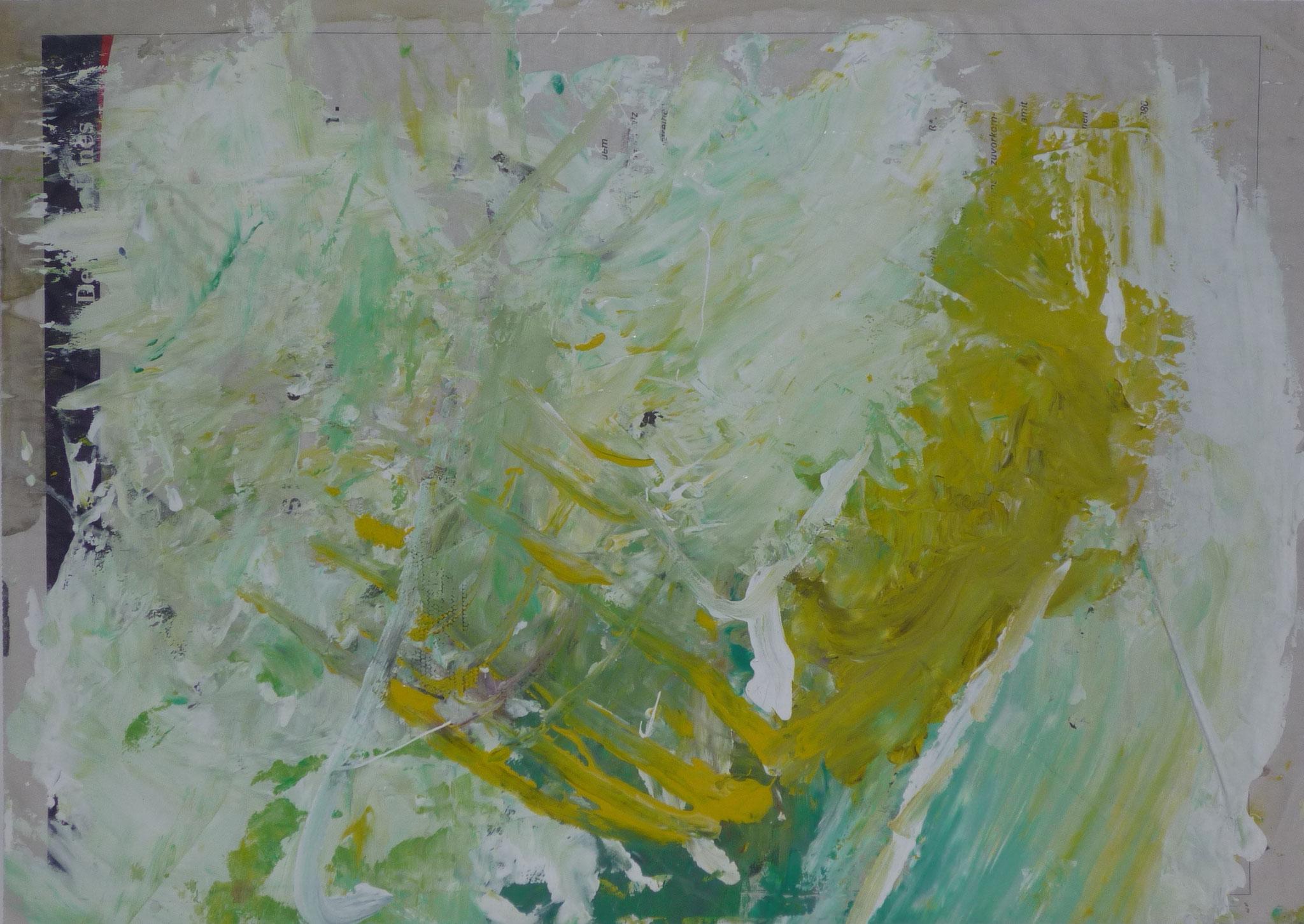 Mess Painting III, 1997