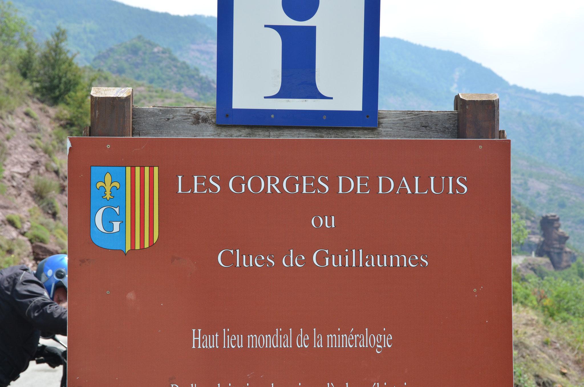 Gorges de Daluis