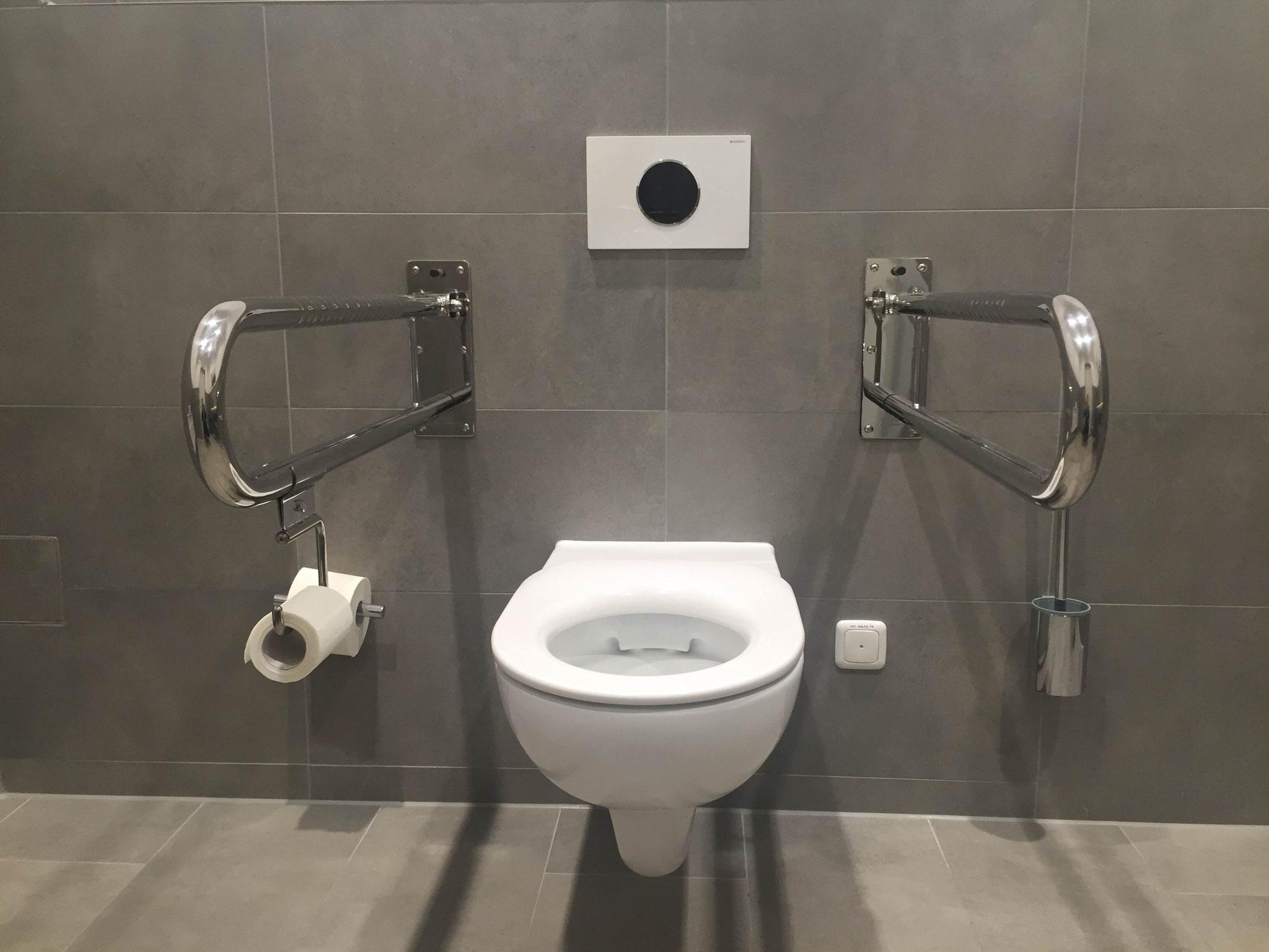 WC- Anlagen Welau Arcaden in Wedel