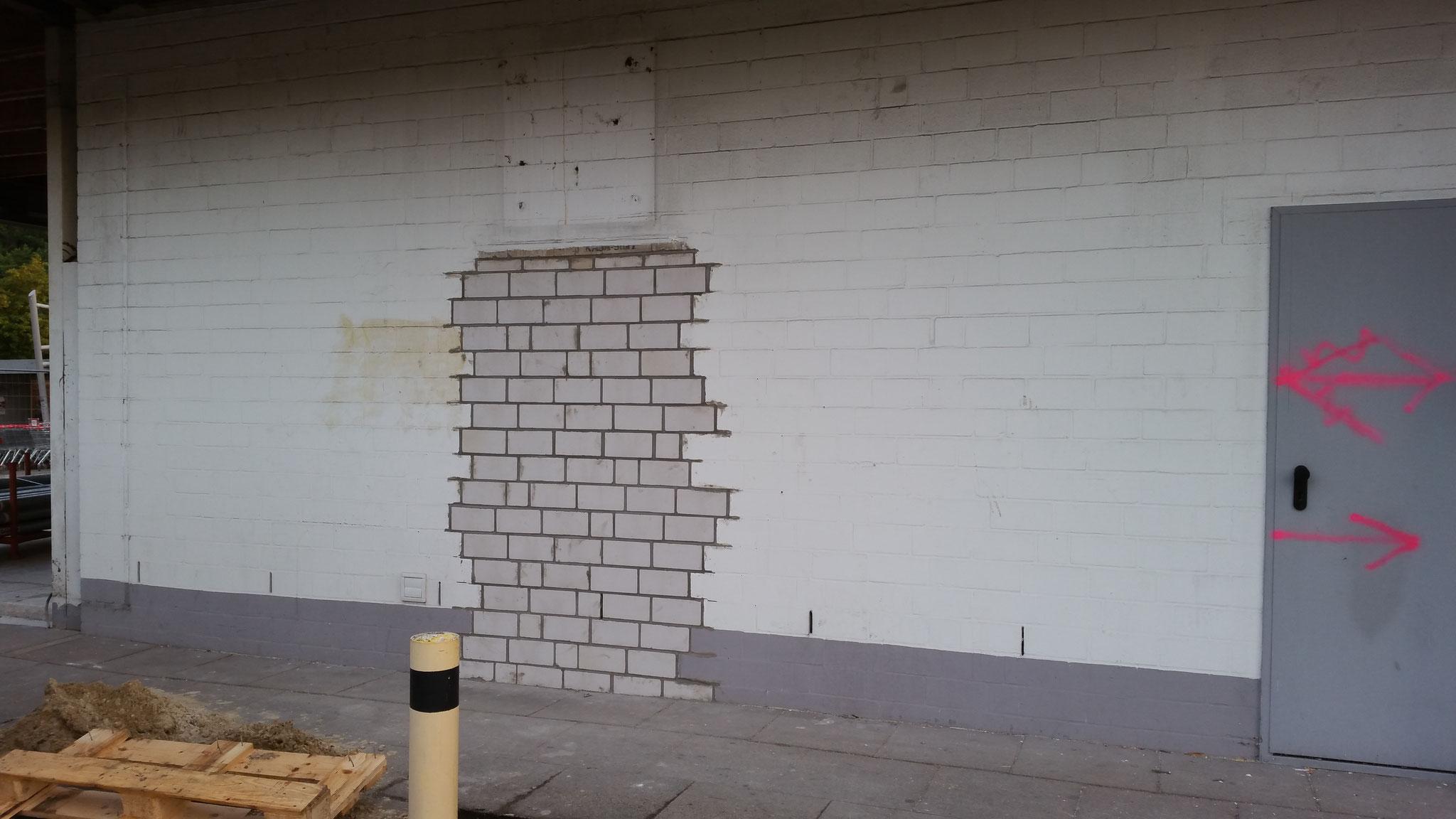 Umbauarbeiten August - November 2017