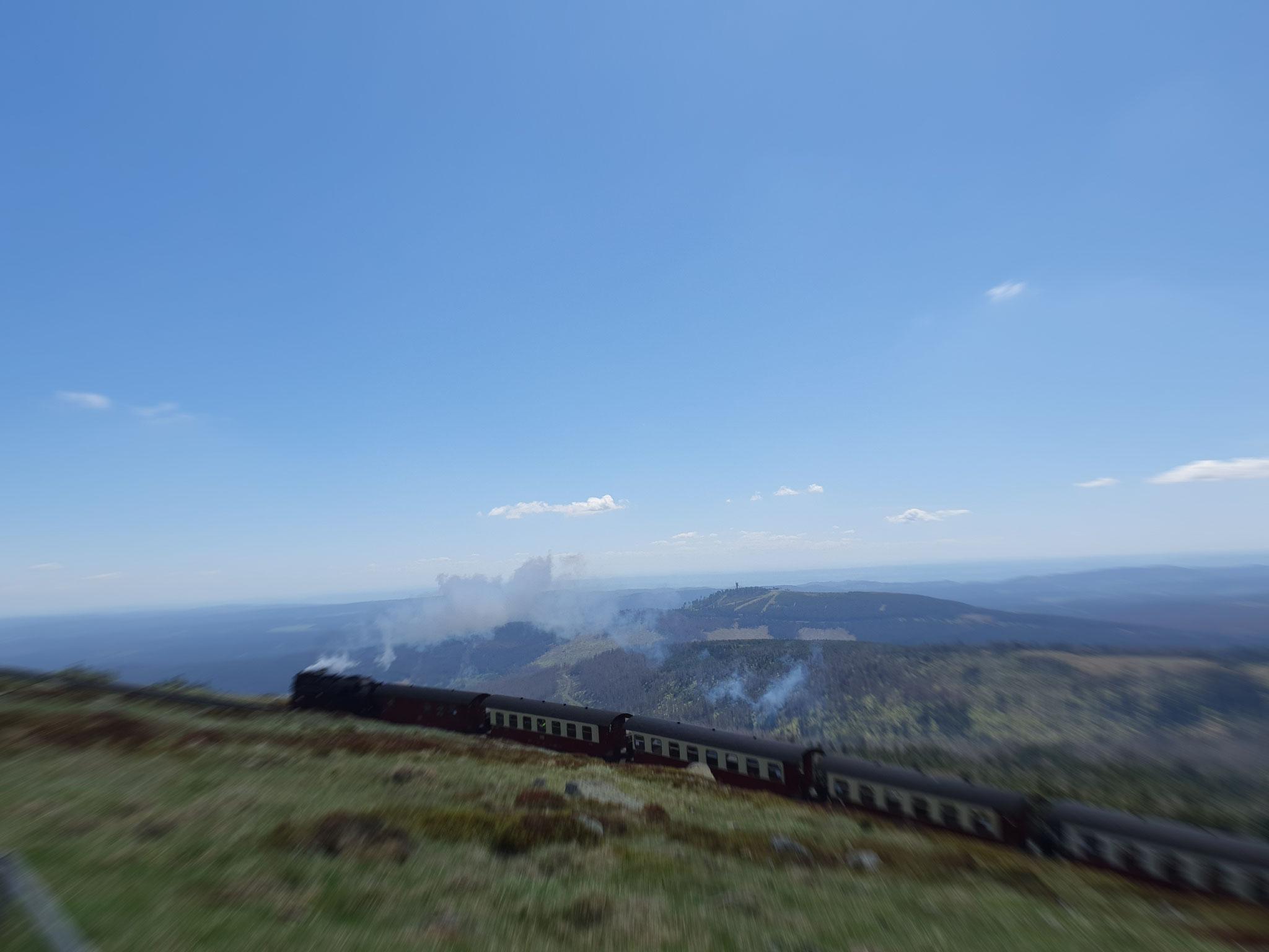 Schmalspurbahn zum Brocken