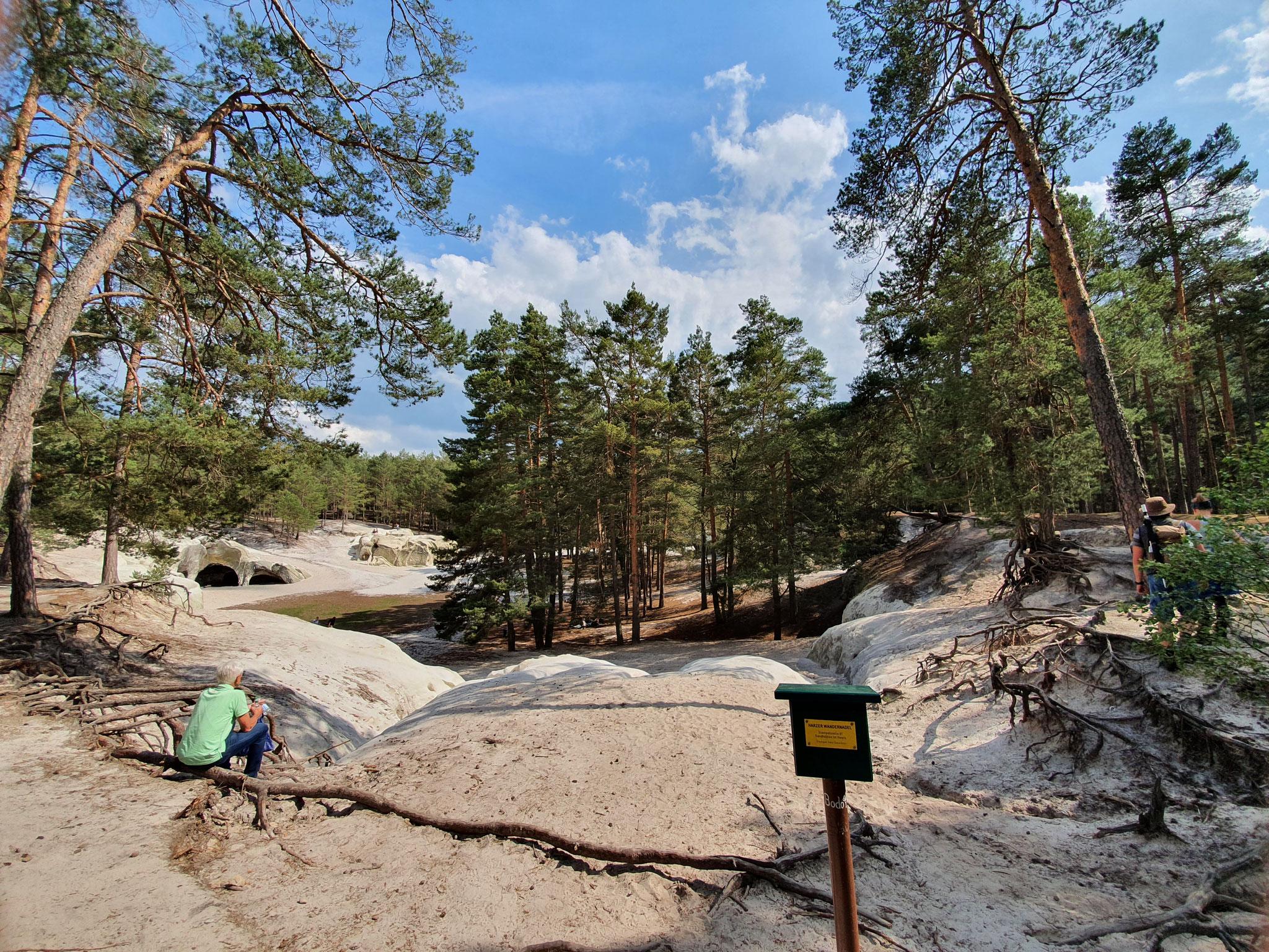 Stempelkarte Harztour