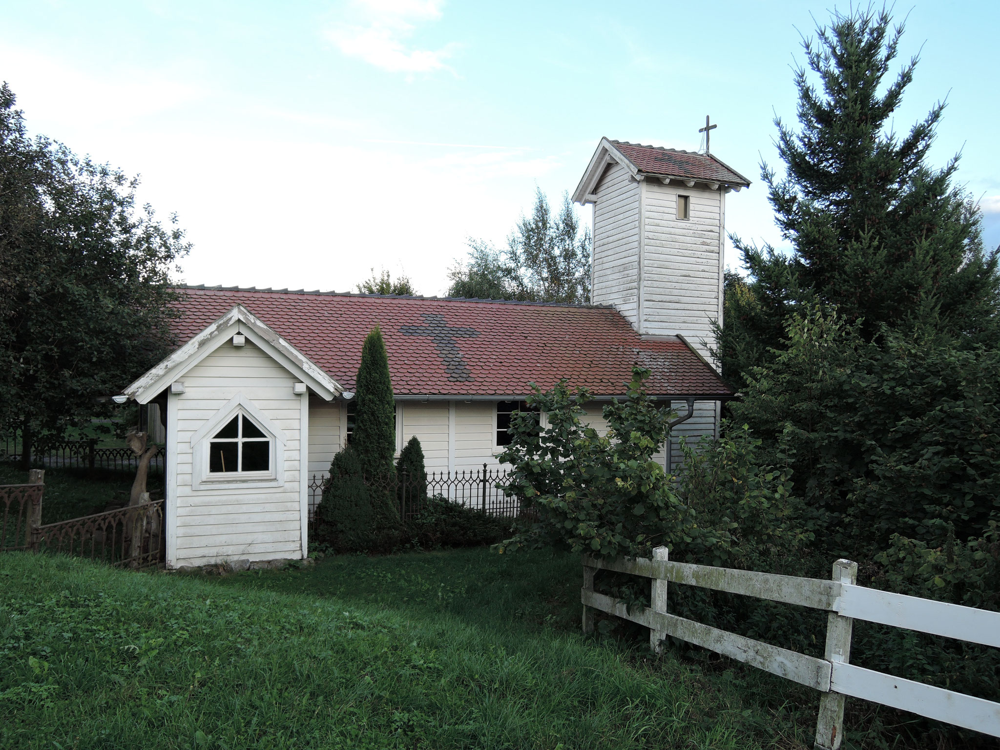 Pullmann city church