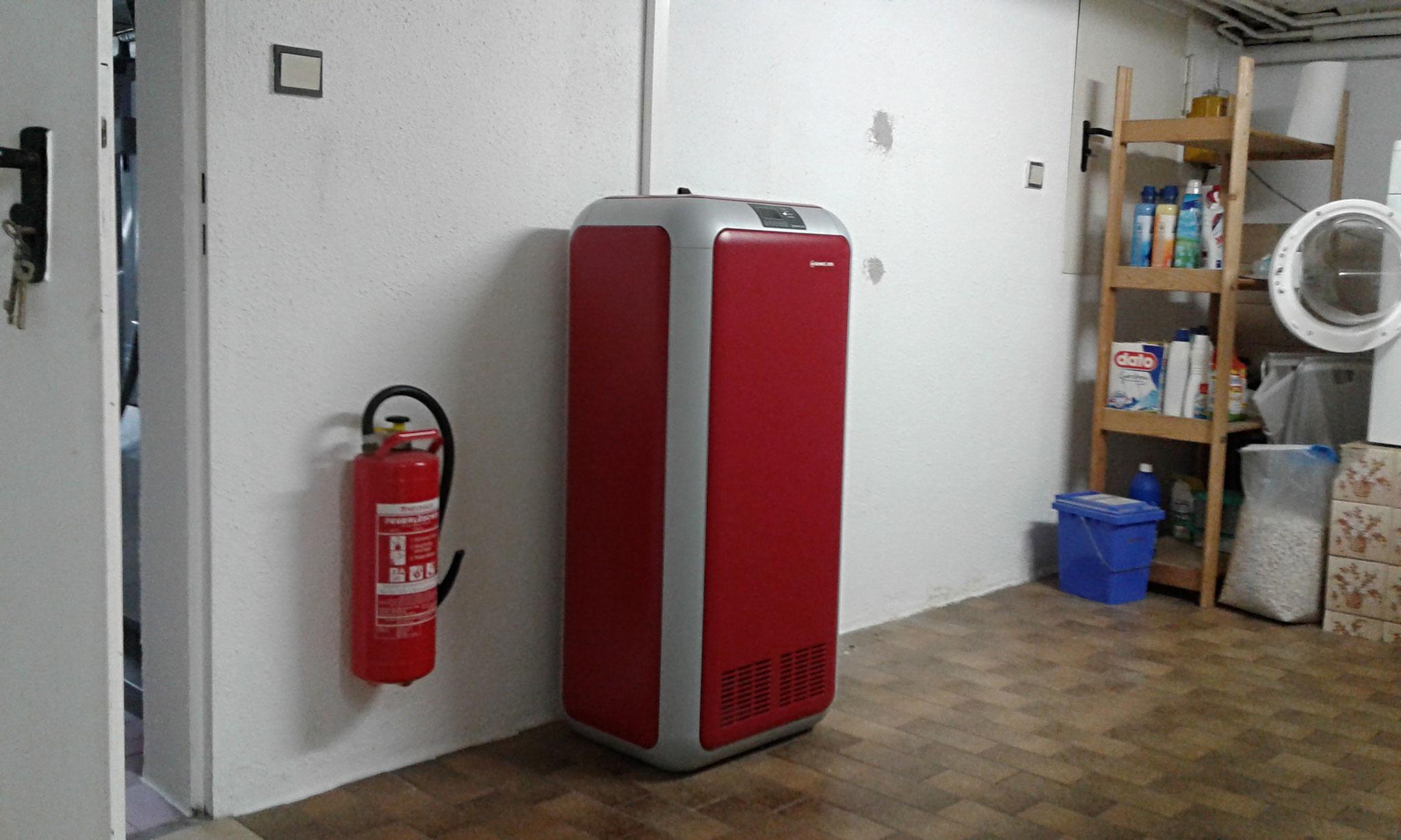 10 kW Li Senec Speicher in Berlin Marienfelde