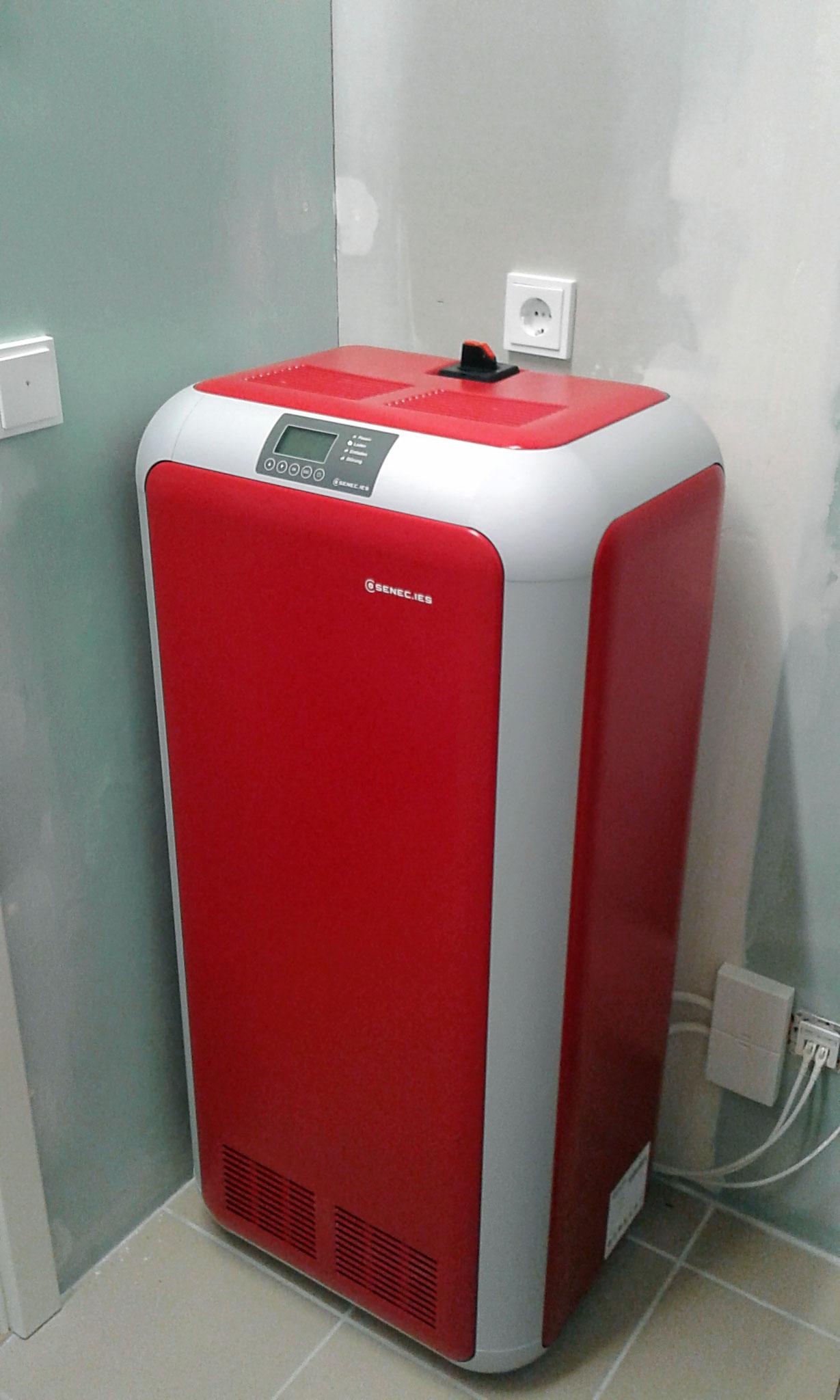 10 kWh Li Senec Speicher in Bernau bei Berlin