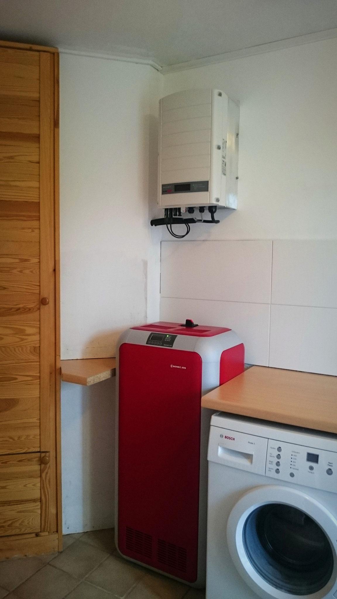10 kWh Li Senec Speicher inkl. SENEC.CLOUD 2.0 in Stralsund