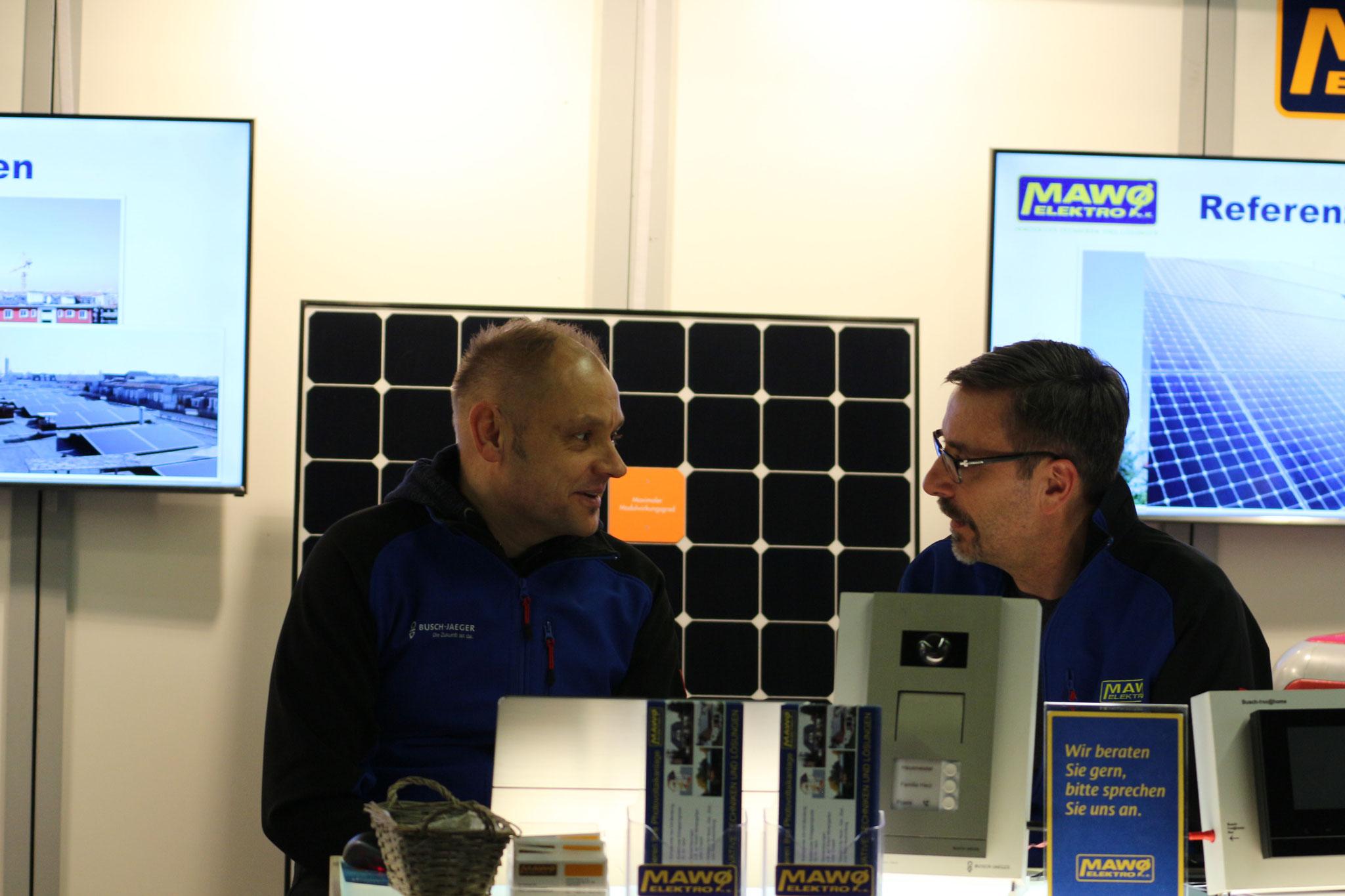 Interview Busch-Jaeger und MAWO Elektro e.K.