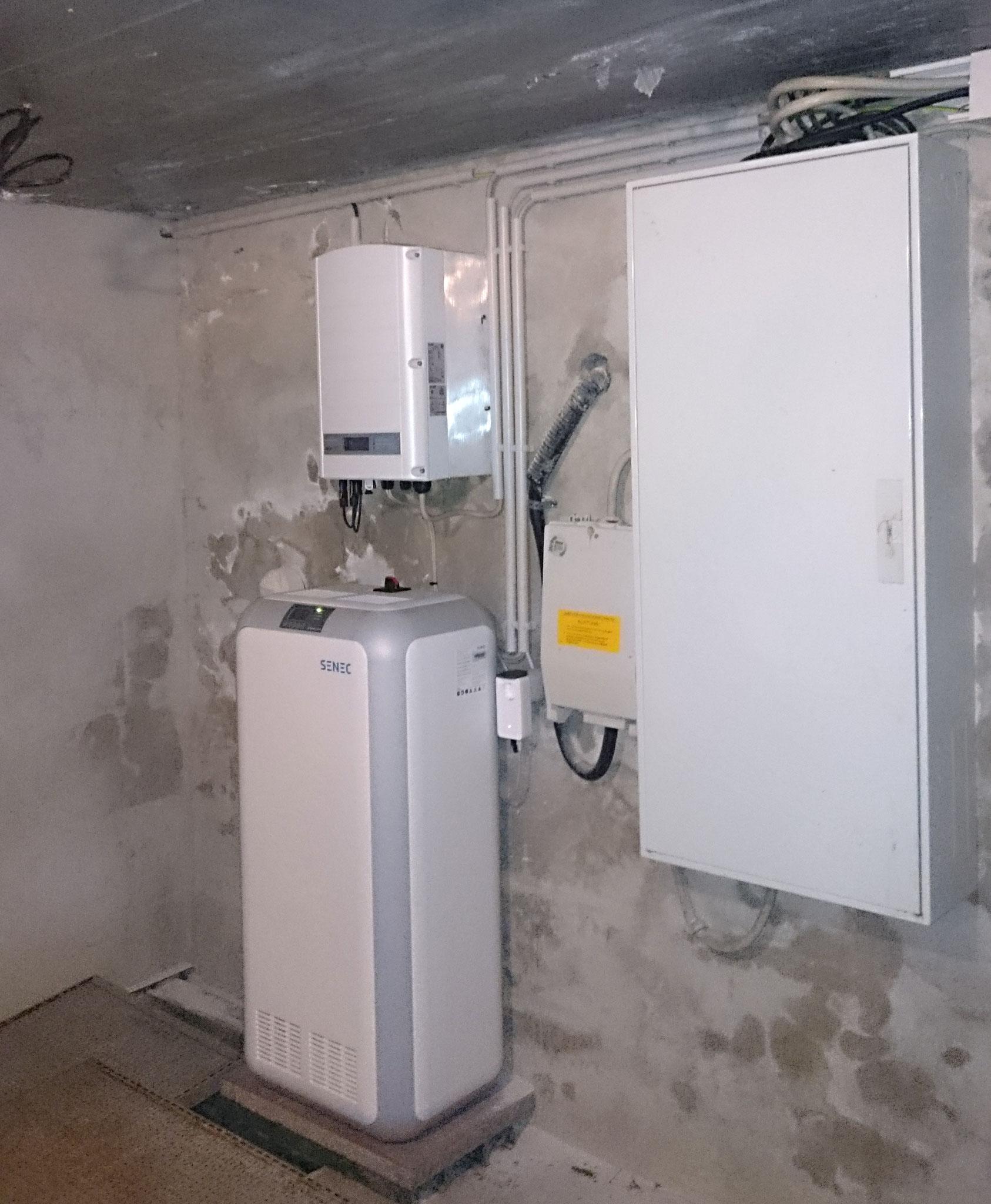 5 kW Senec Speicher in Fünfseen / Adamshoffnung