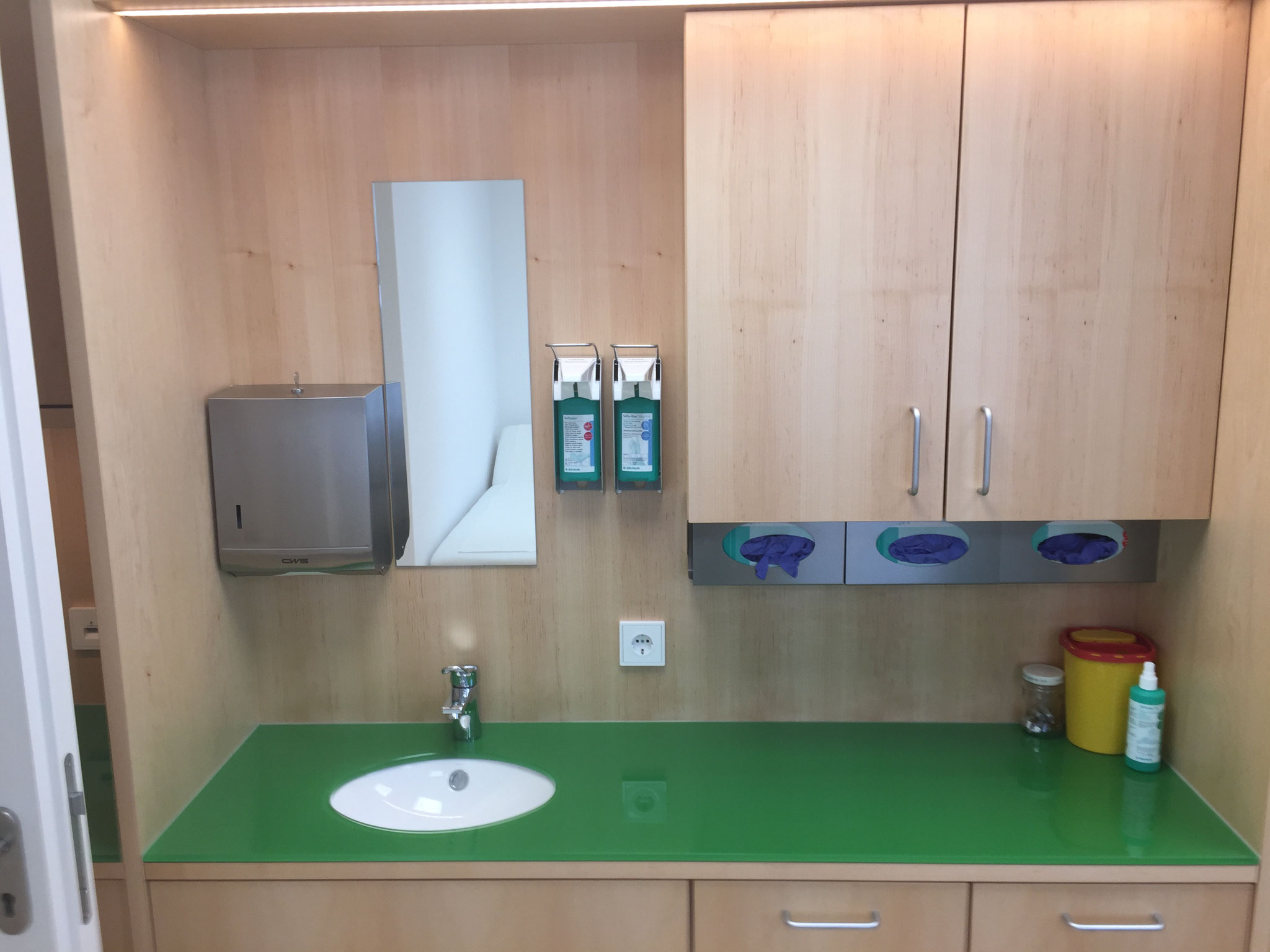 Hygienestation