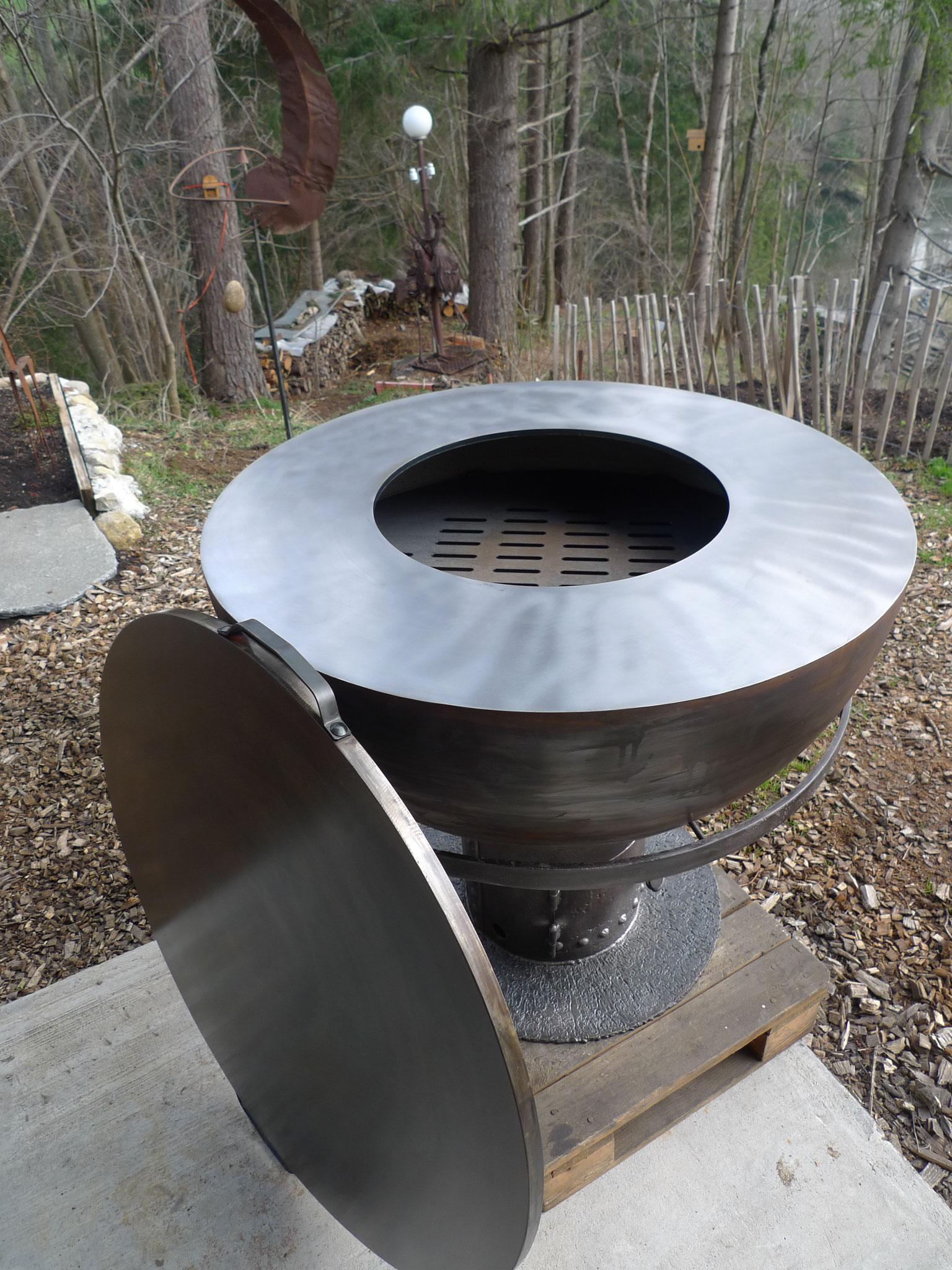 Feuerkugel / Durchmesser 90cm