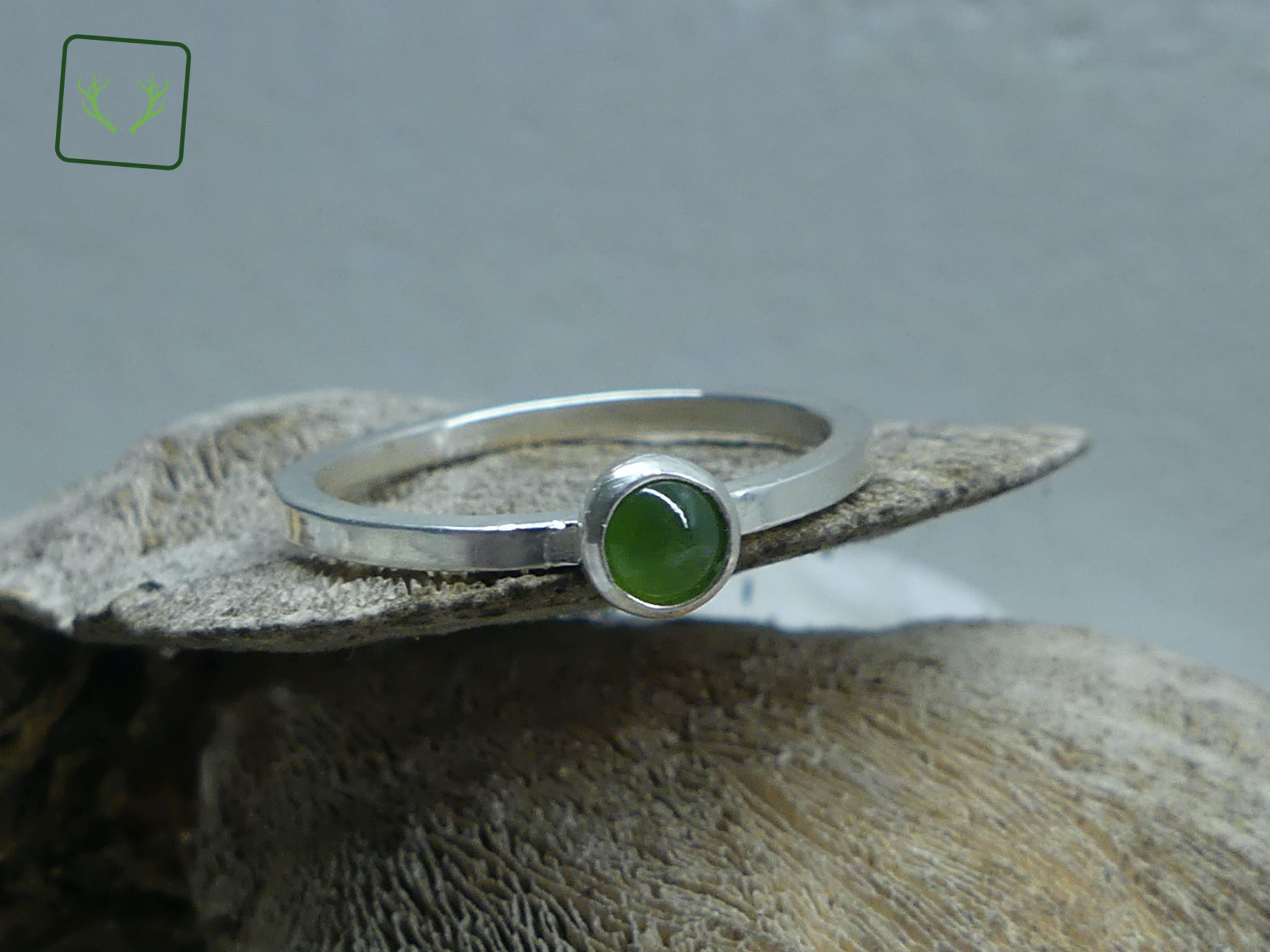 grüne Jade