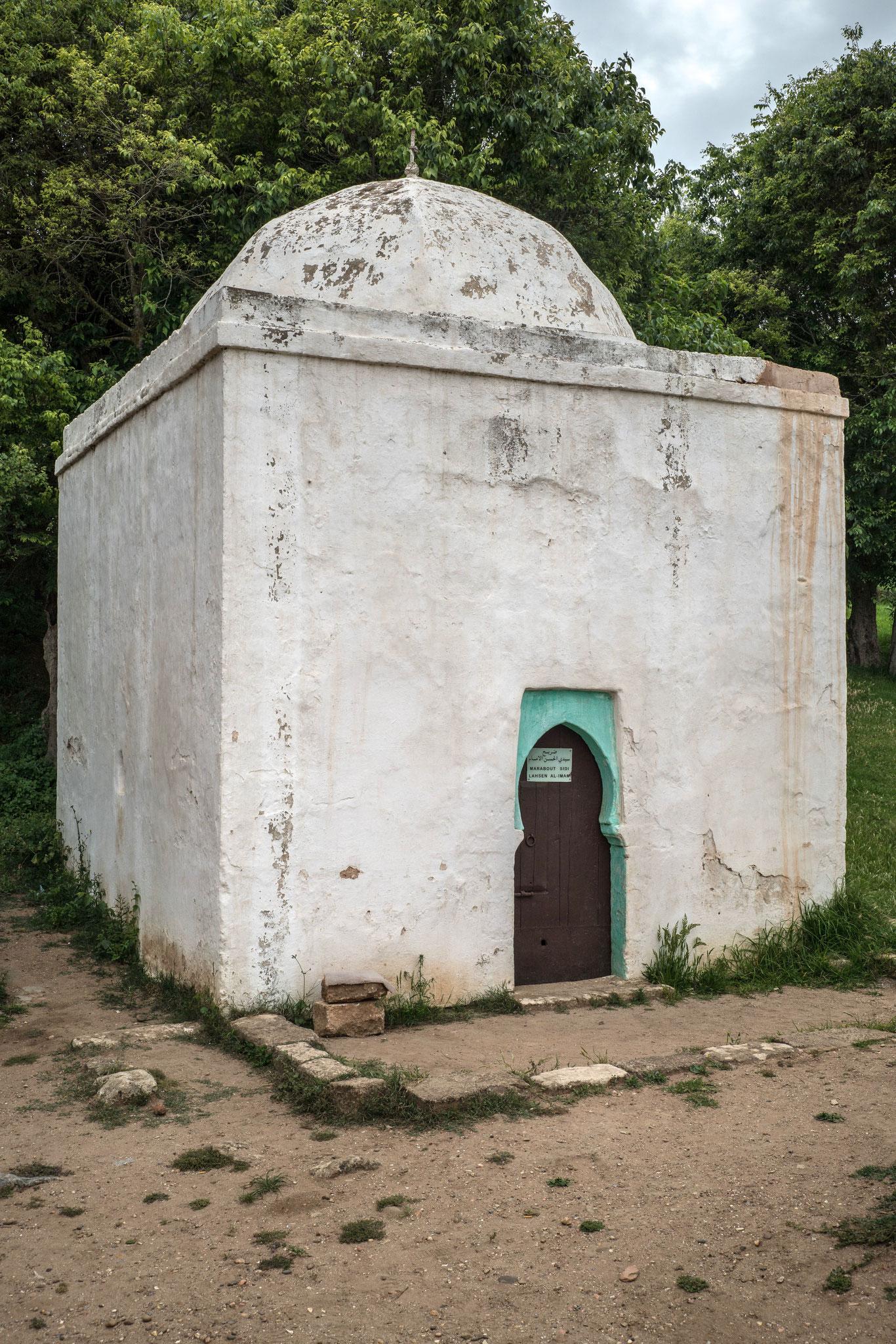 Nekropole Chellah, Rabat.