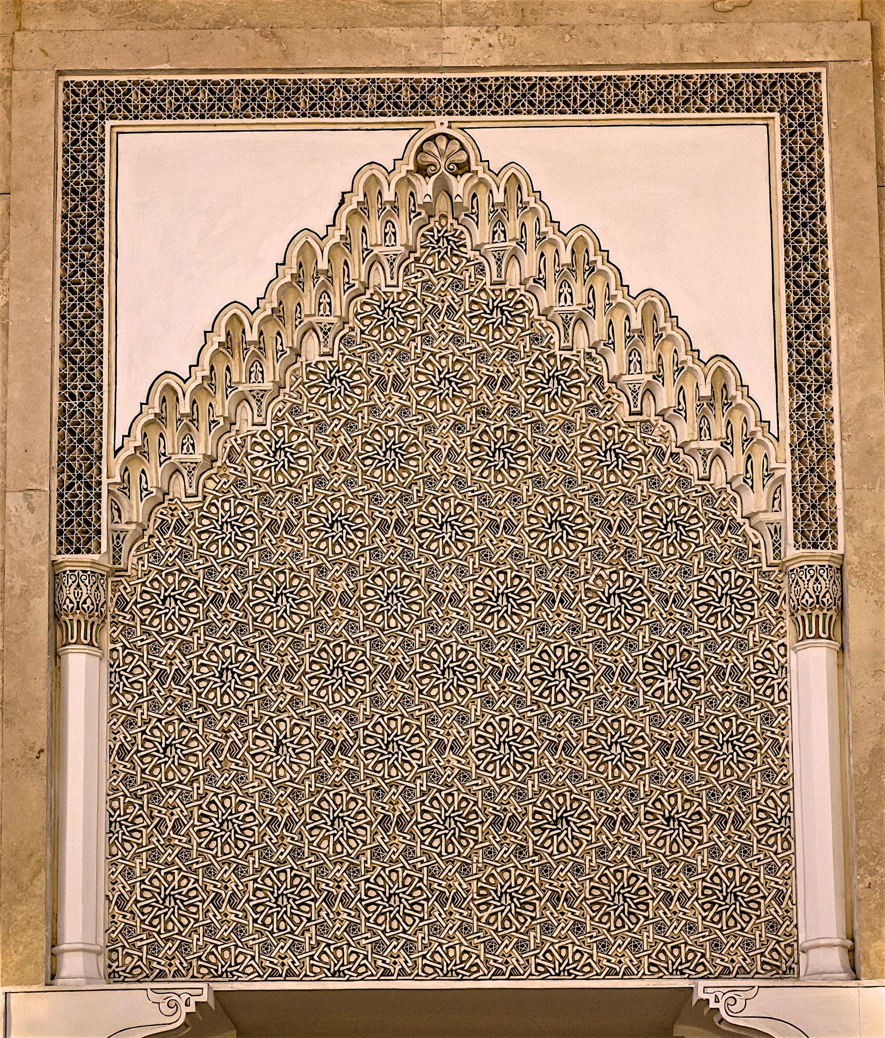 in der Grande Mosquée.