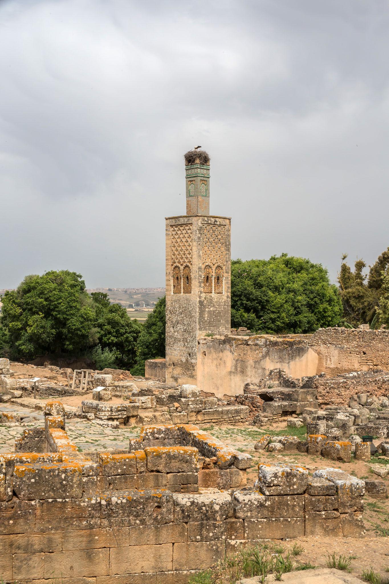 Meriniden-Nekropole Chellah, Rabat.
