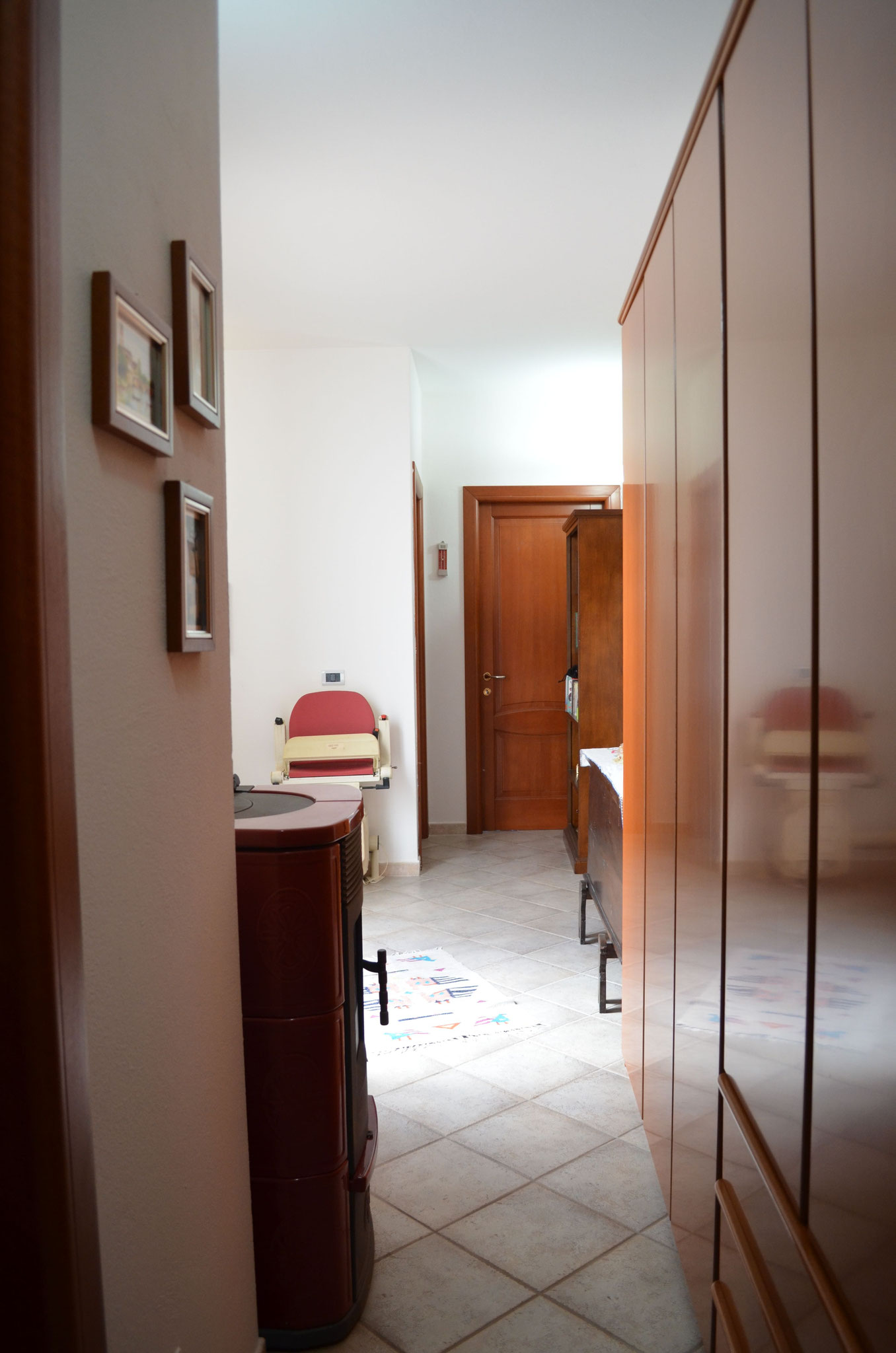 1° floor