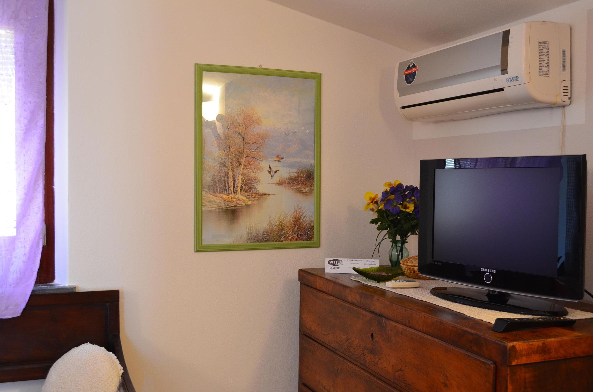 """The Belvedere"" room"