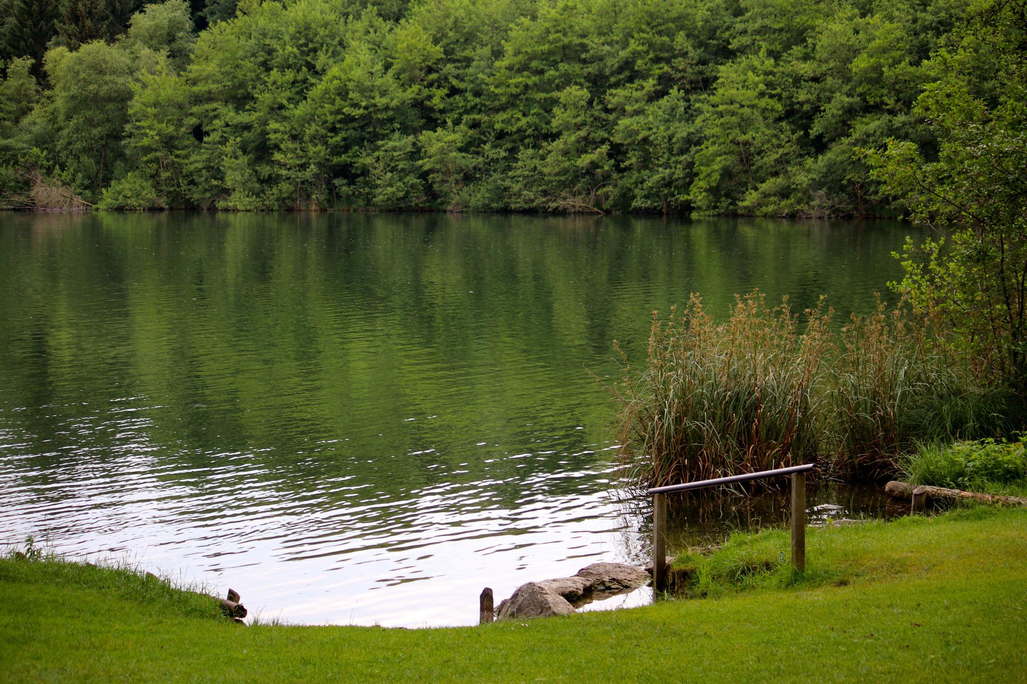Der schöne Steinsee