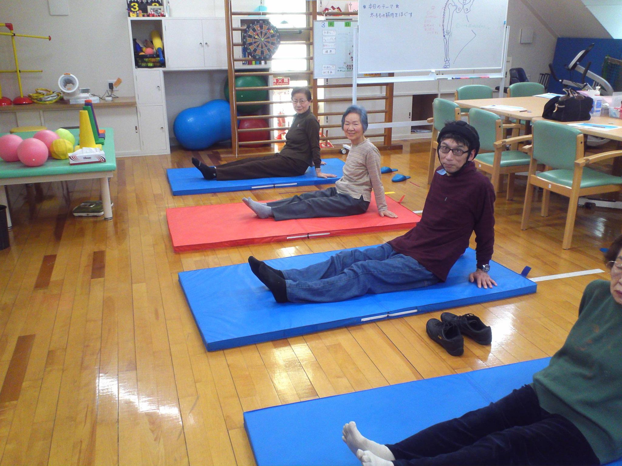 整形外科 関節障害対応の体操教室