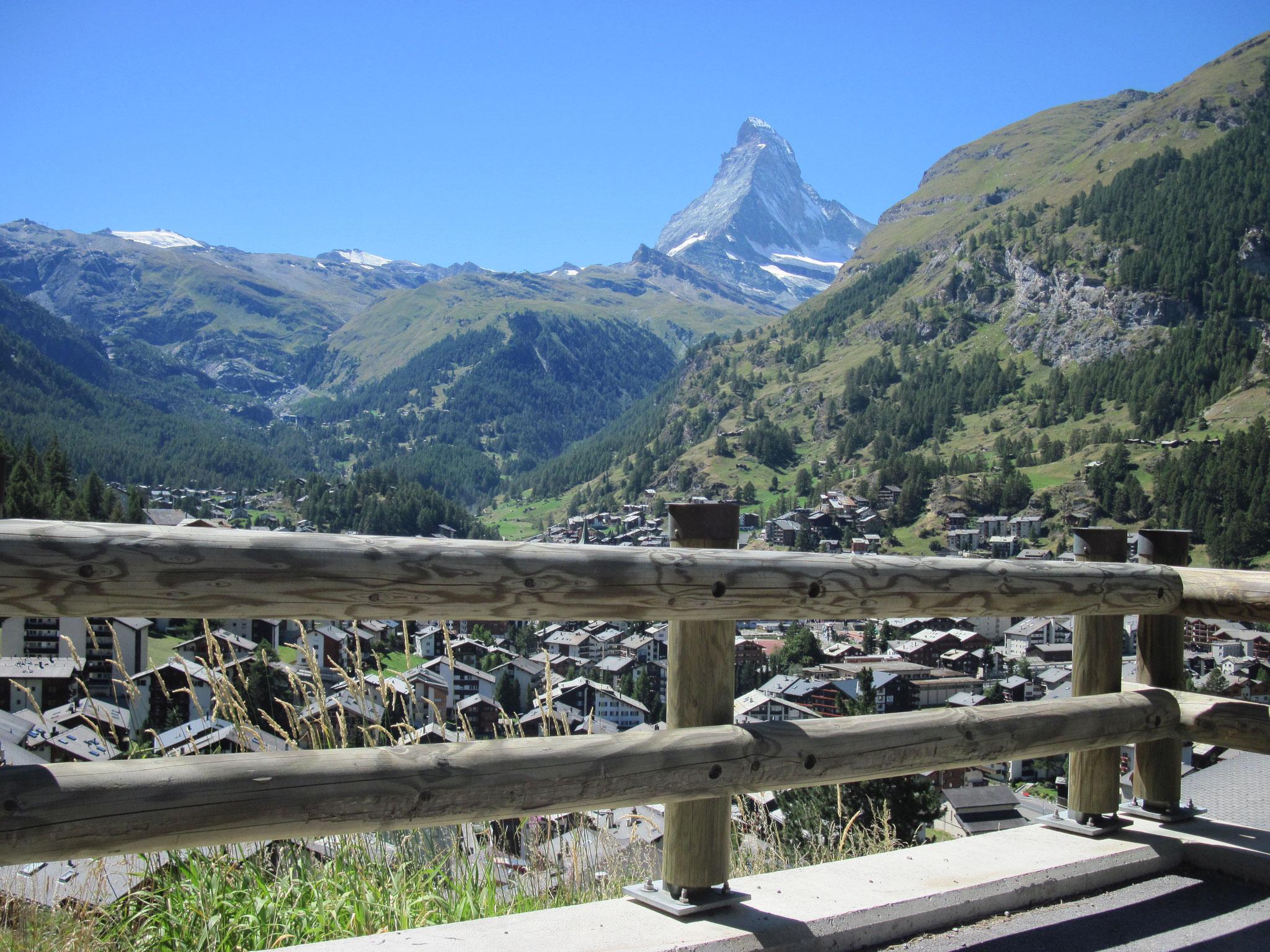 Zermatt und sein Horu