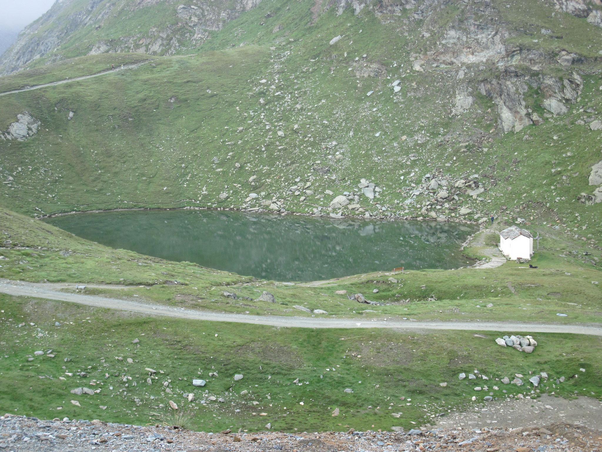 Schwarzsee oberhalb Zermatt