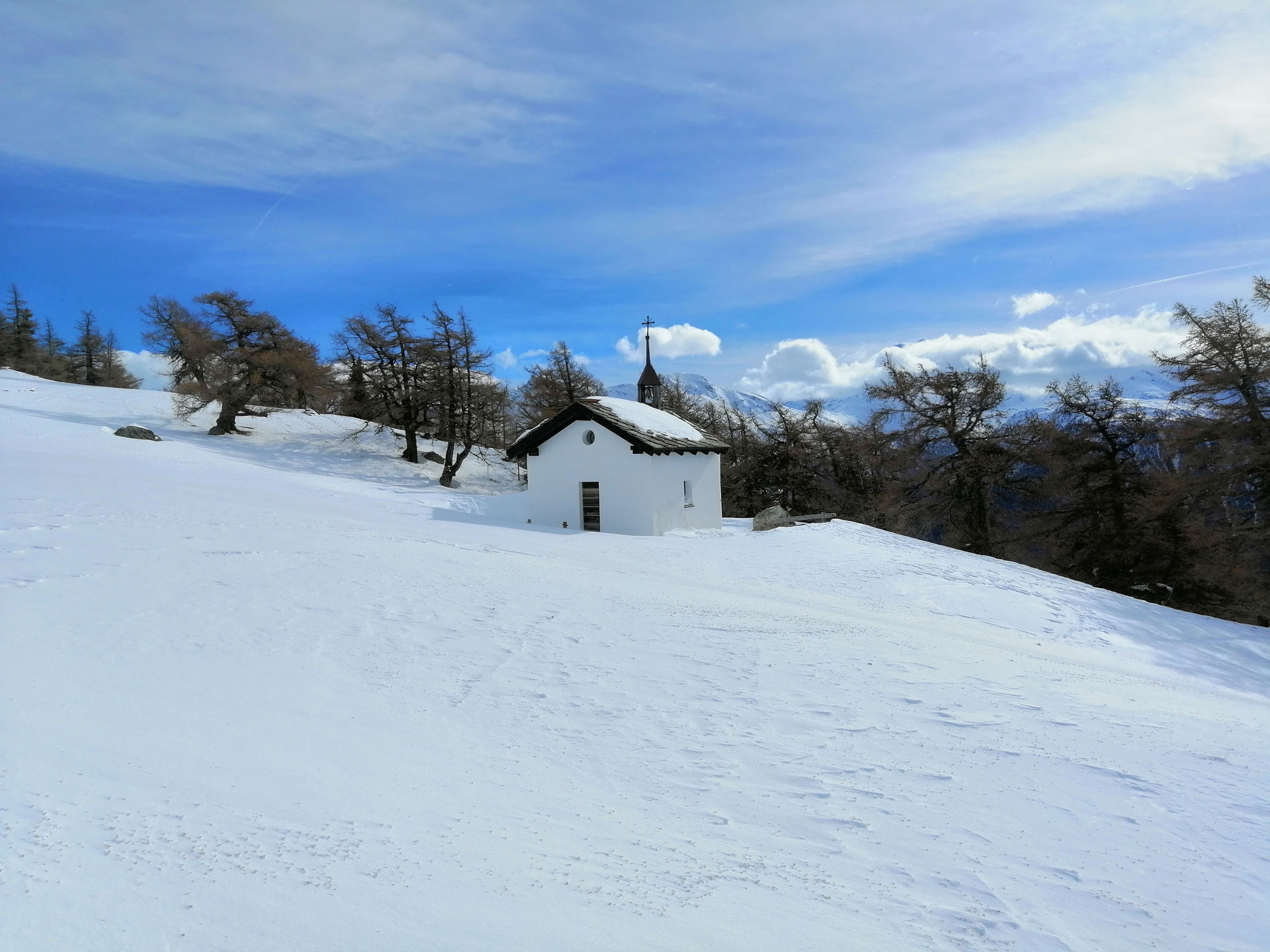 Kapelle auf Brischeru