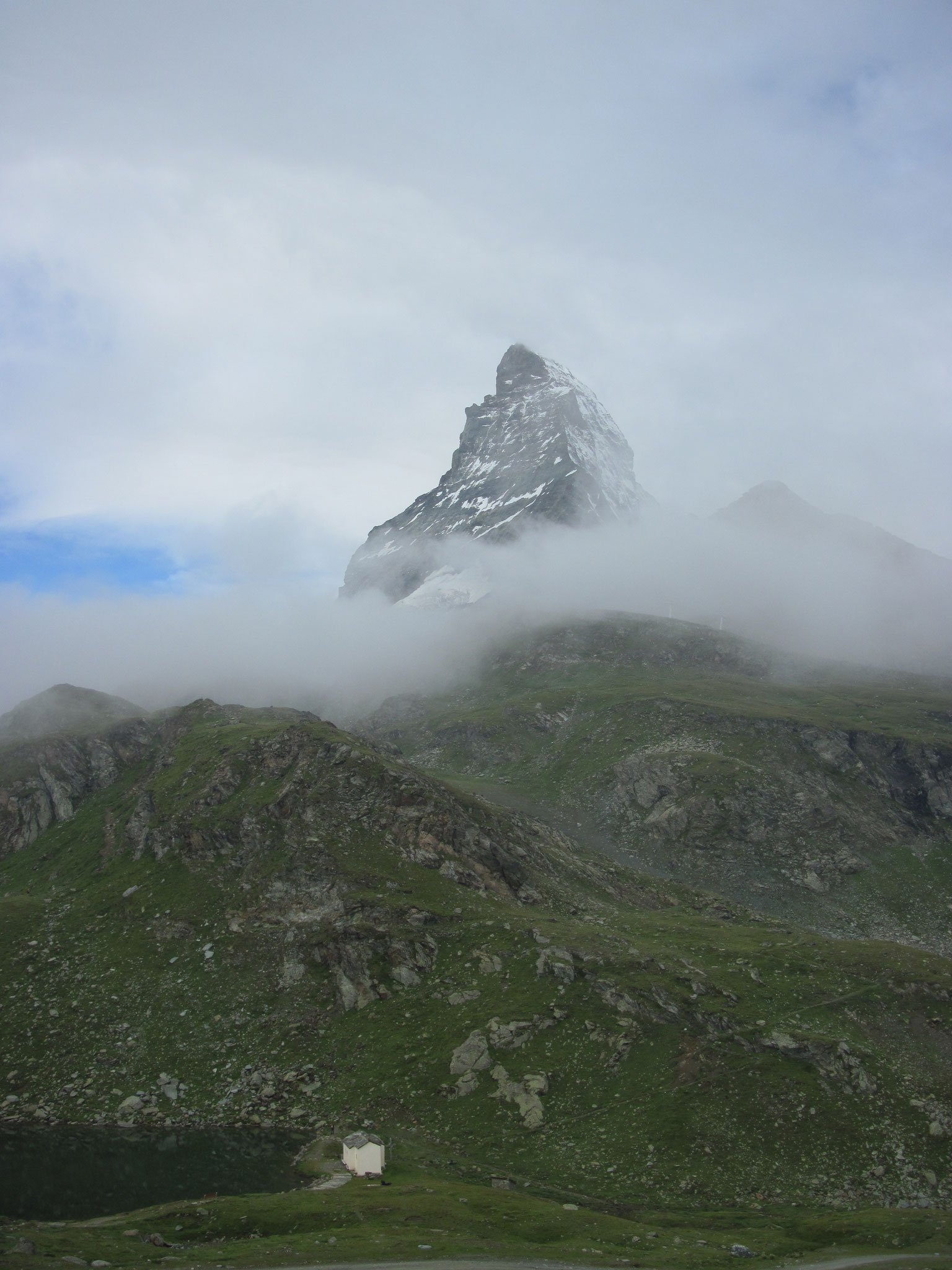 Z Horu - auch bei Nebel eindrücklich