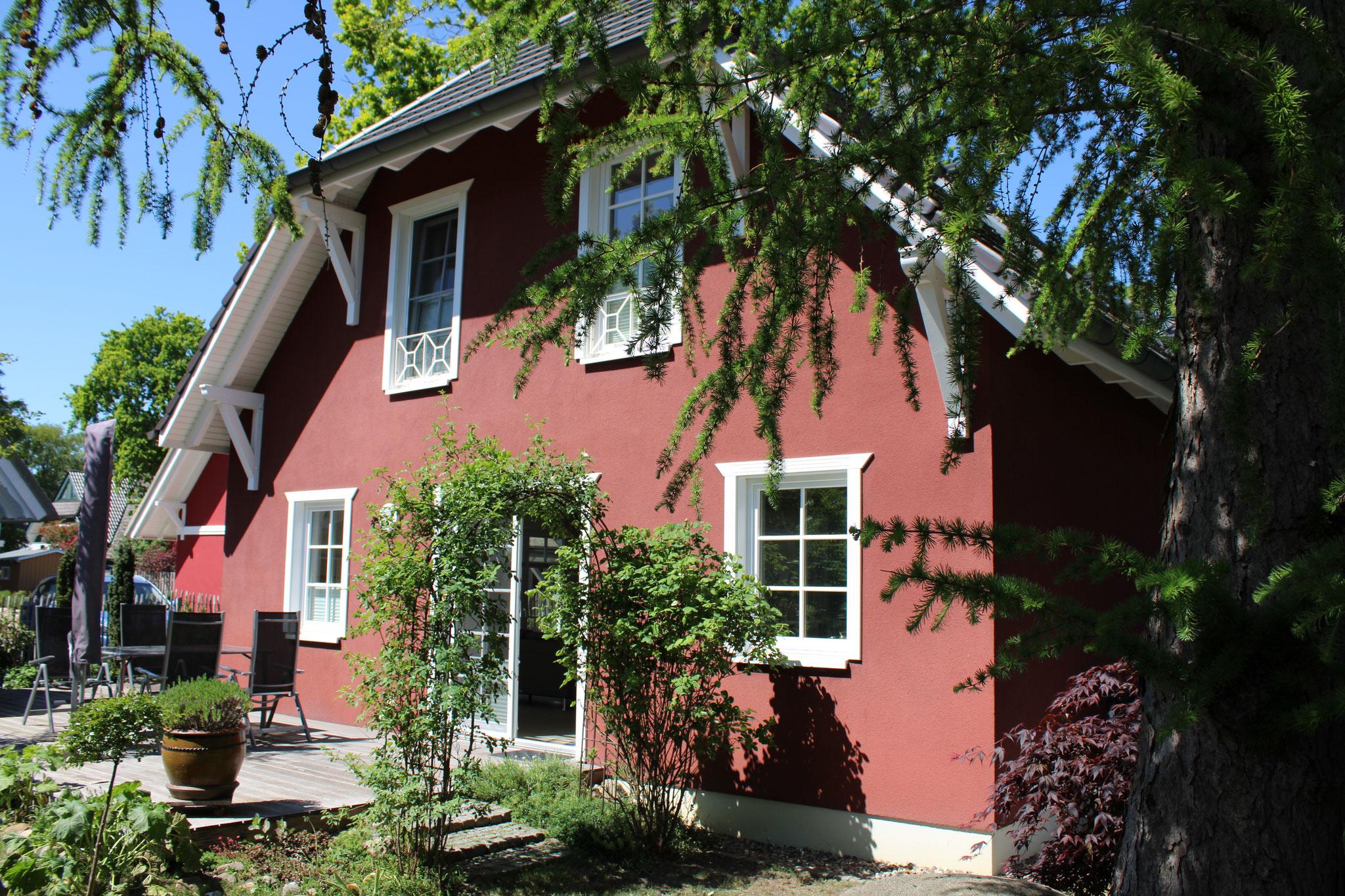 Ferienhaus Vallmo