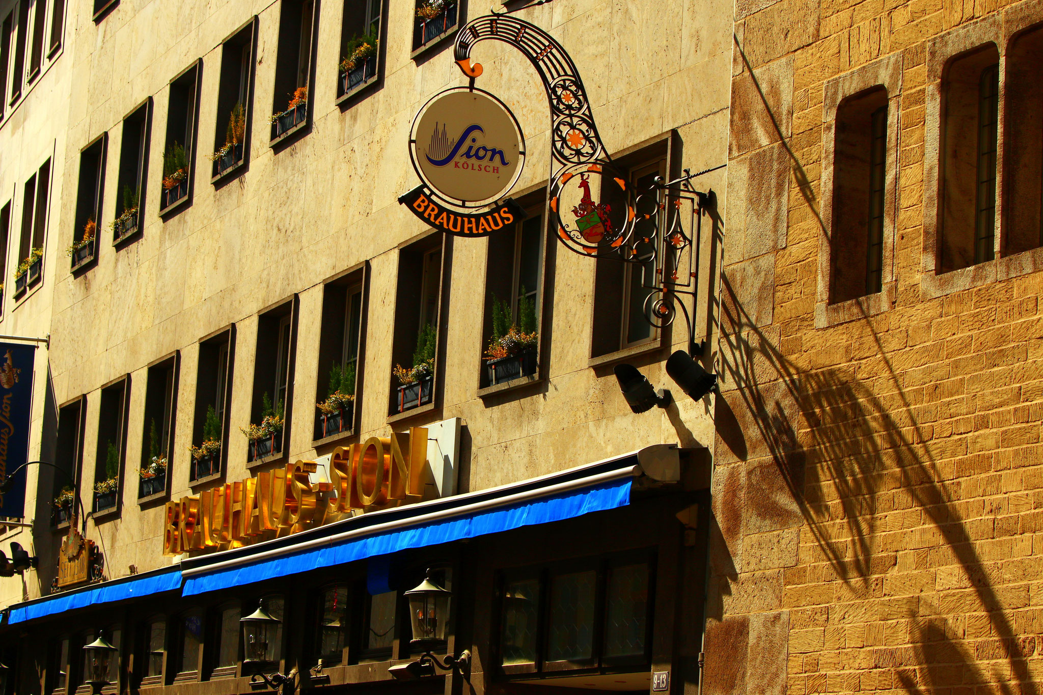 Brauhaustouren - Brauhaus Sion (nahe Alter Markt)