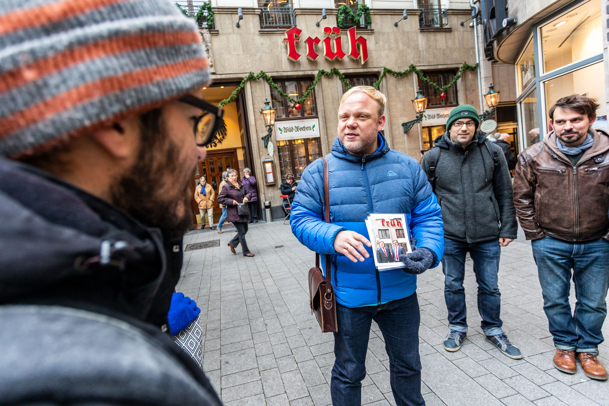 Brauhaustouren - Brauhaus Früh & seine Geschichte