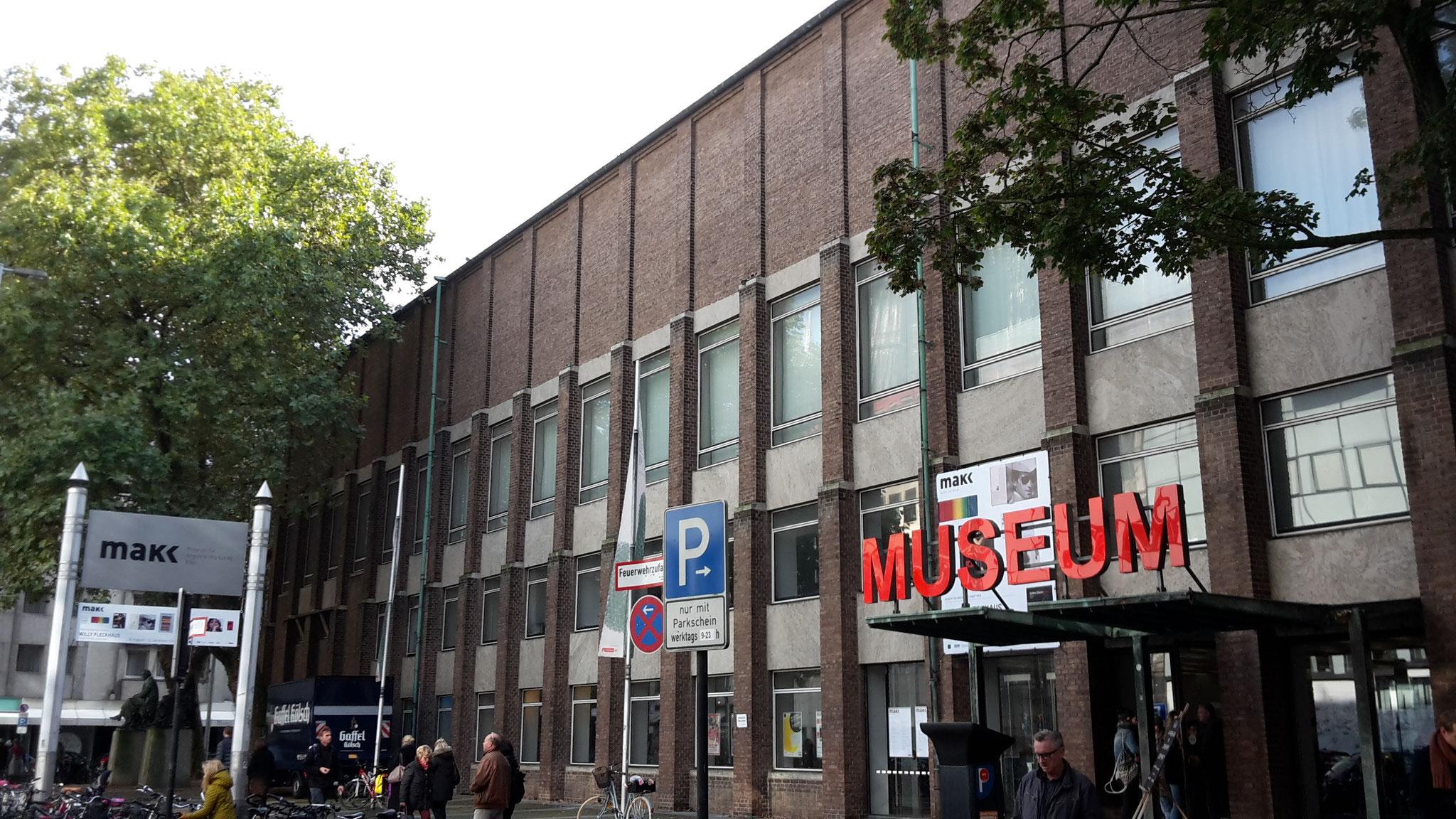 Führung Köln 50er-Jahre - Museum für Angewandte Kunst Köln, MaKK (1957)
