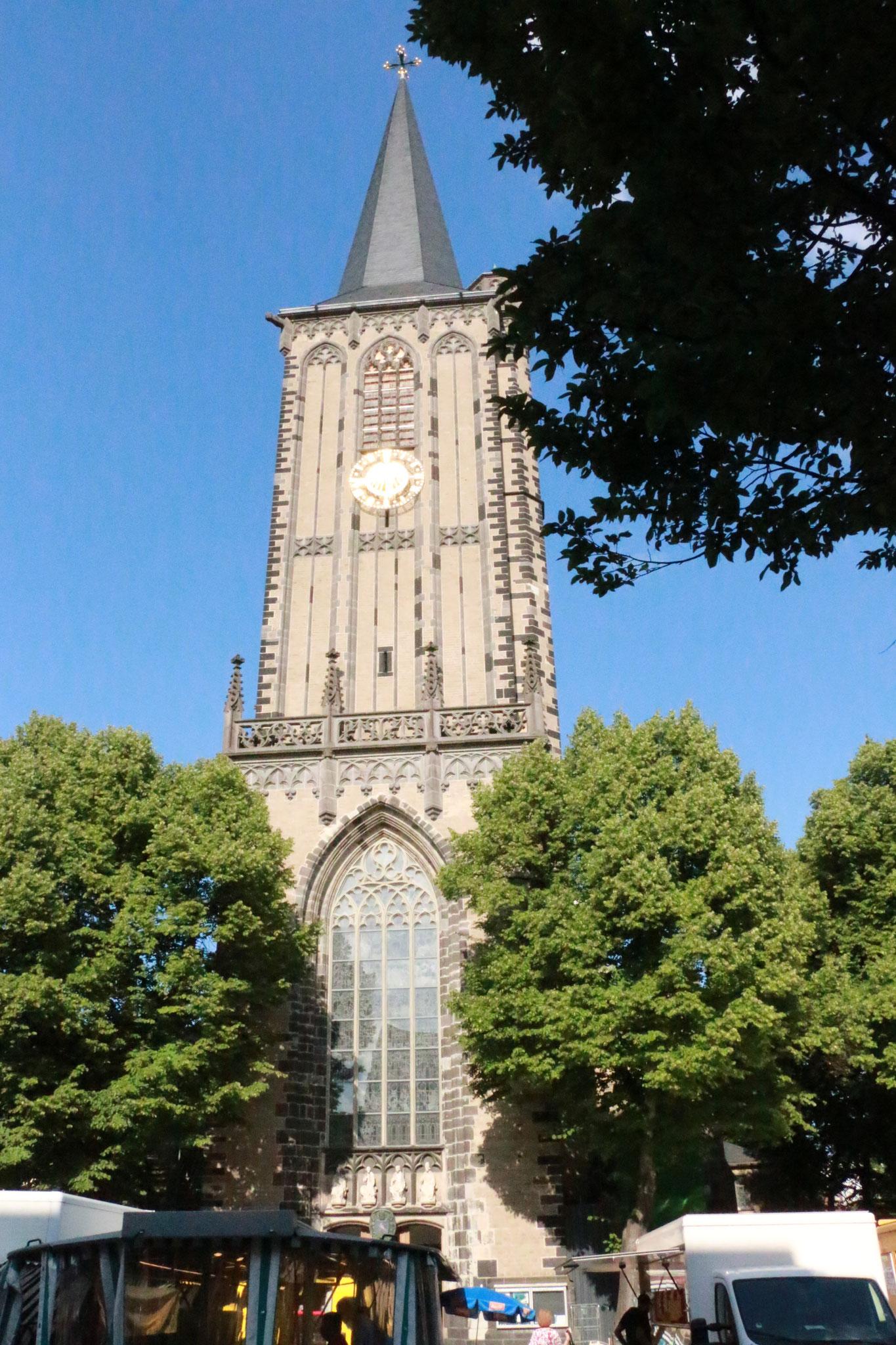 Führung Romanische Kirchen - St. Severin (nahe Chlodwigplatz)