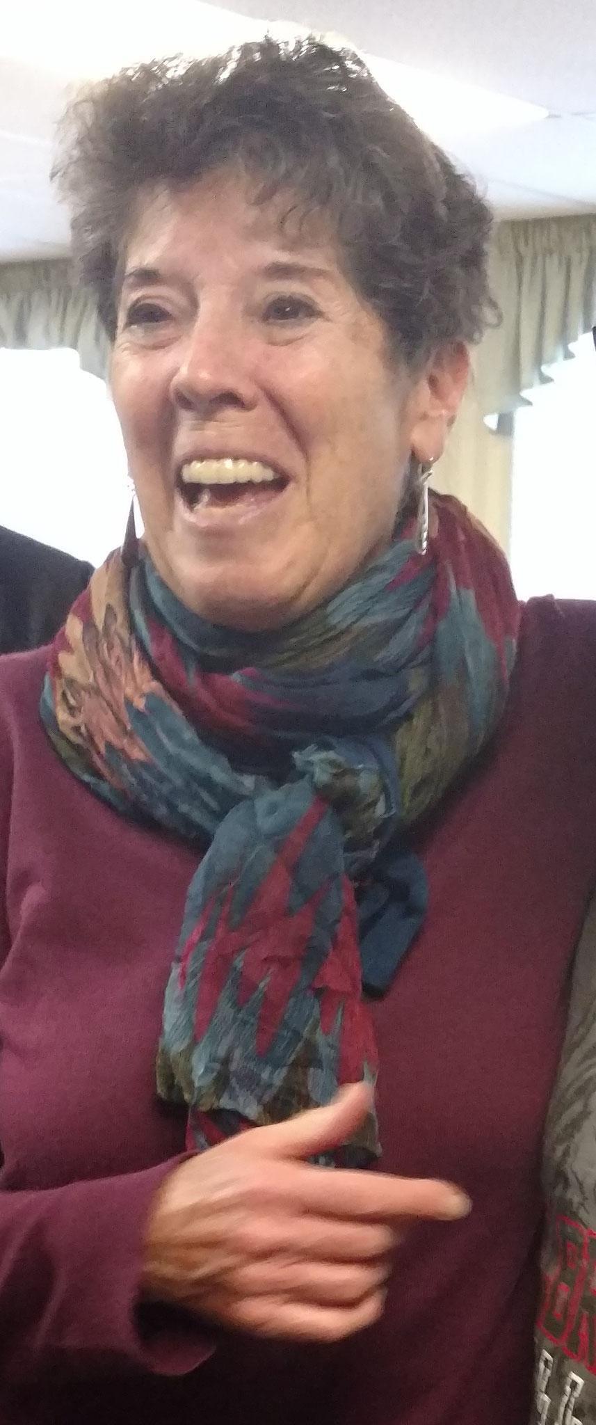 Myrna Fuchs, Treasurer