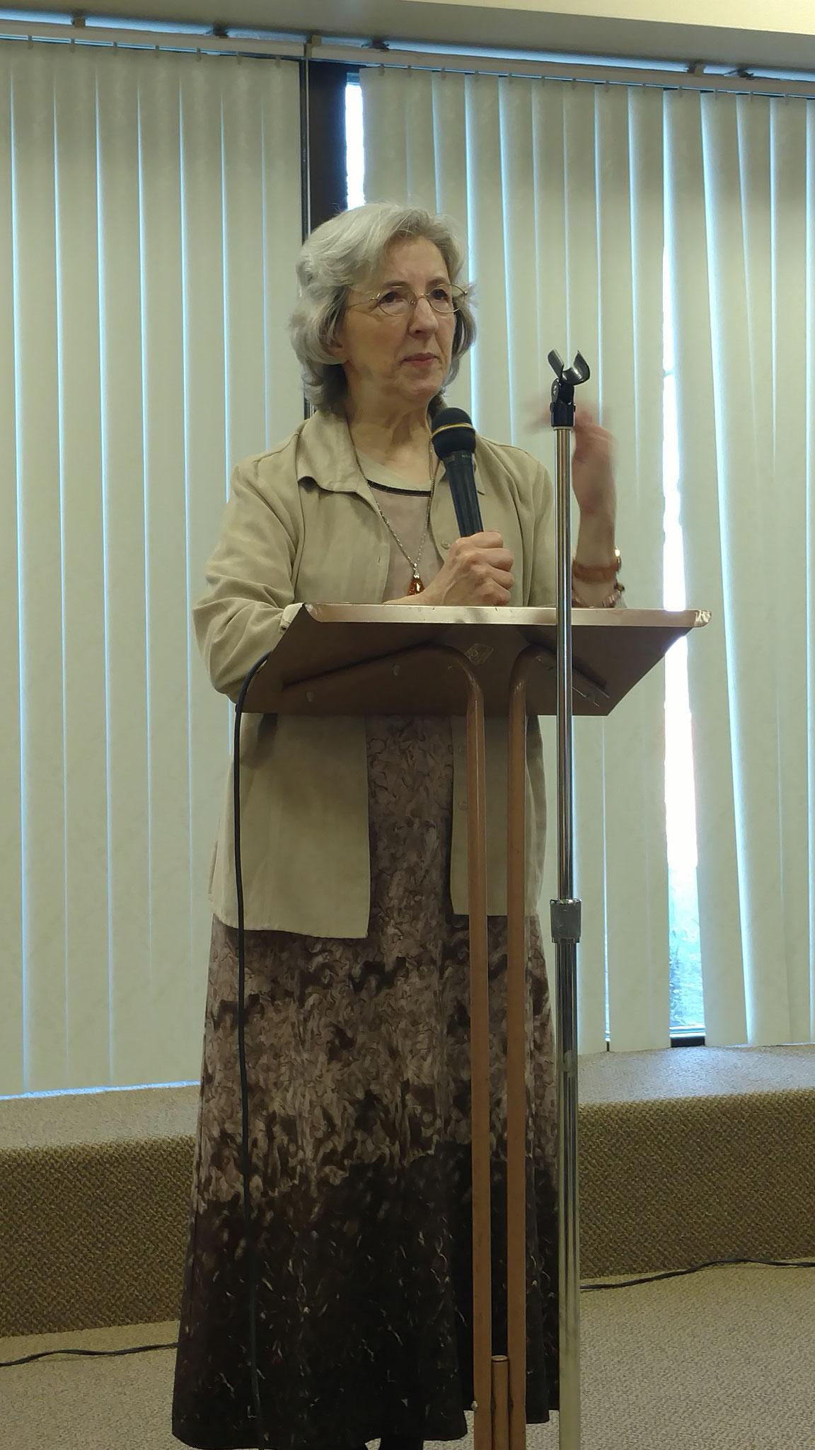 Ginny Chudgar, board member at-large