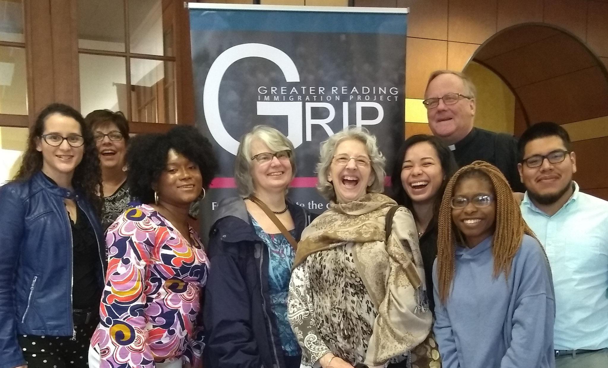 2019 GRIP Summit planning committee